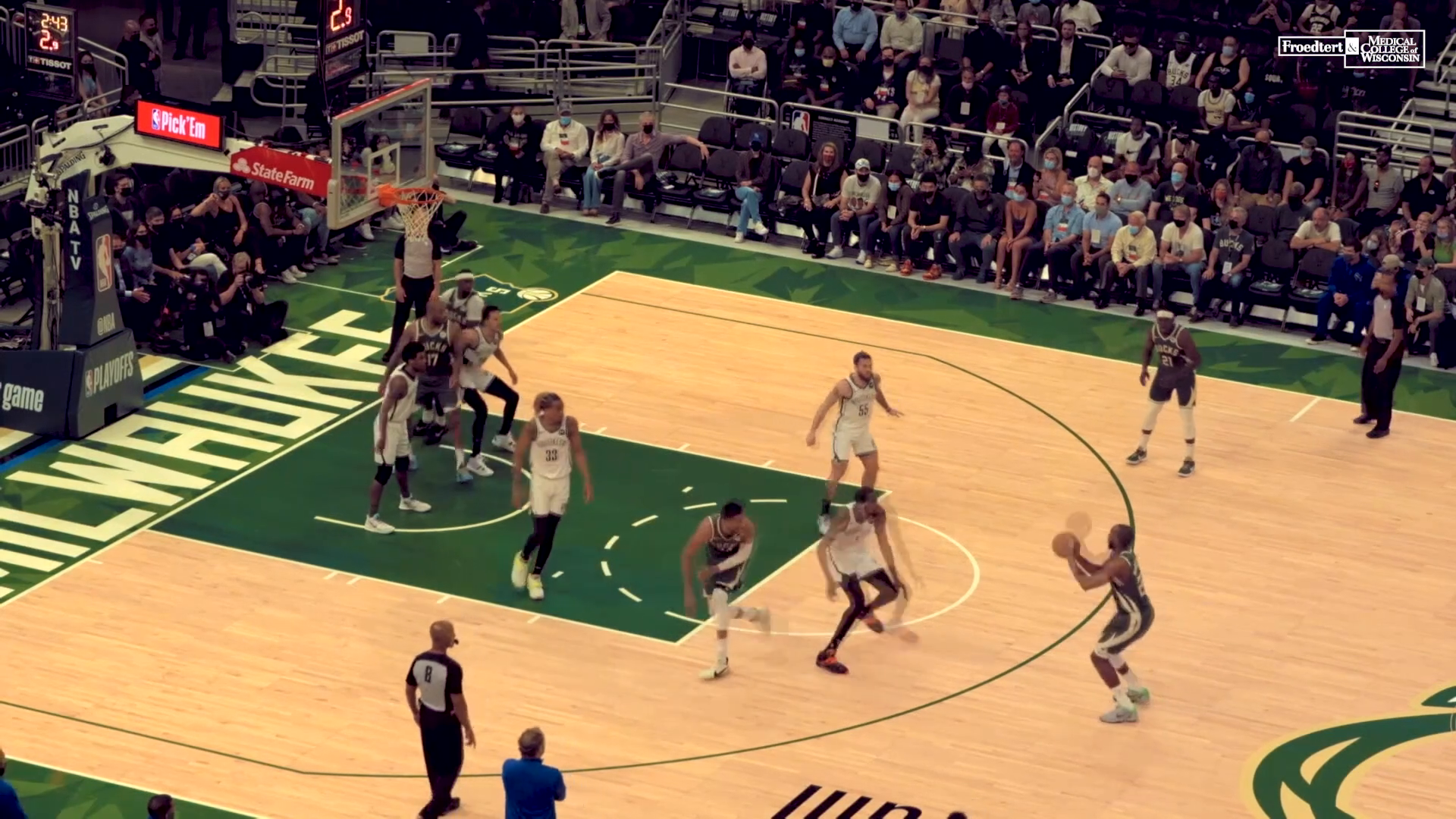 Bucks In 360: Eastern Conference Semifinals Game 3