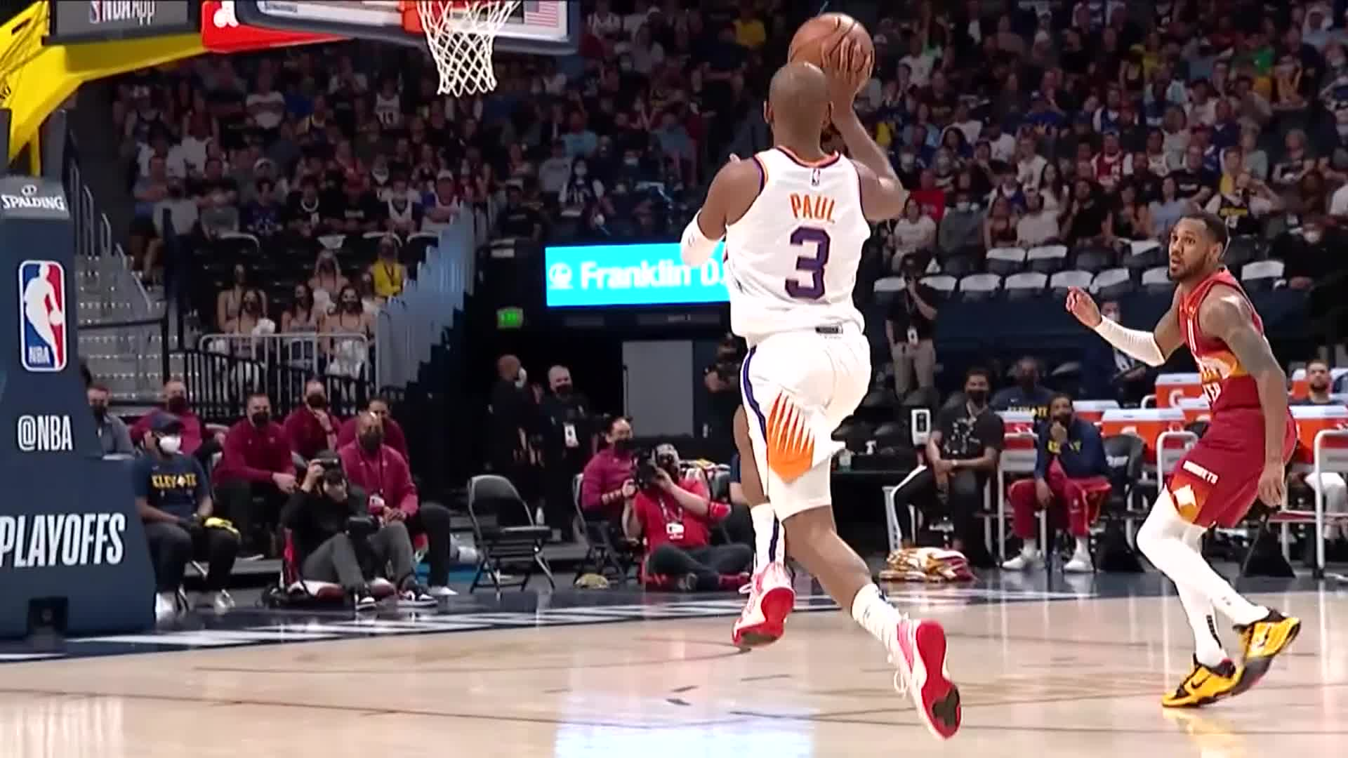 Suns vs Nuggets Highlights: Game 4