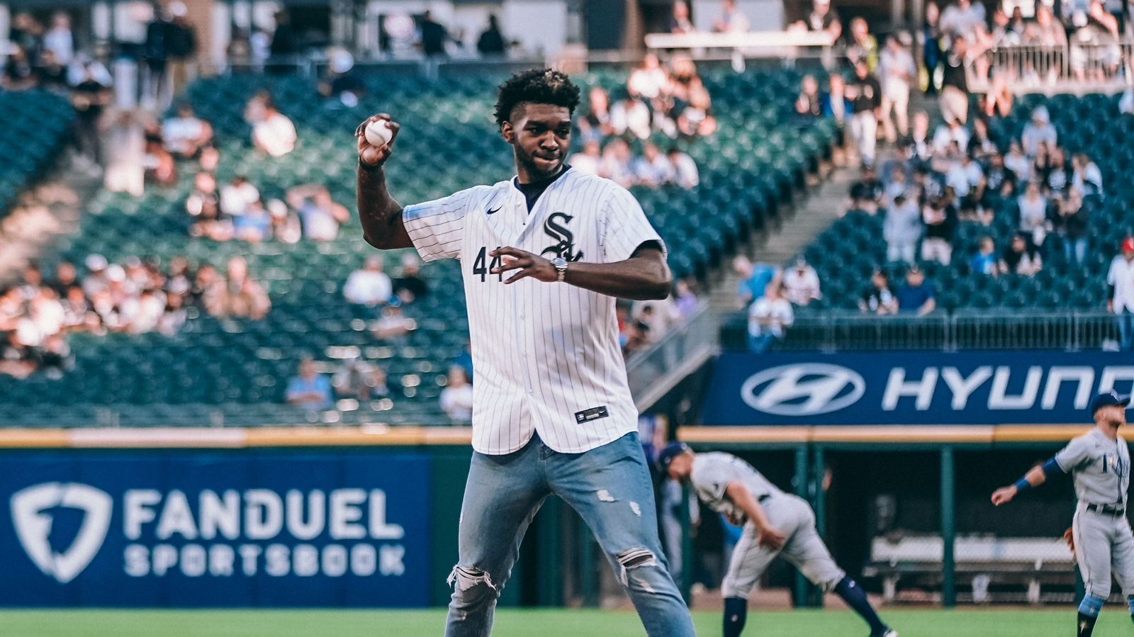 Patrick Williams | Sox First Pitch