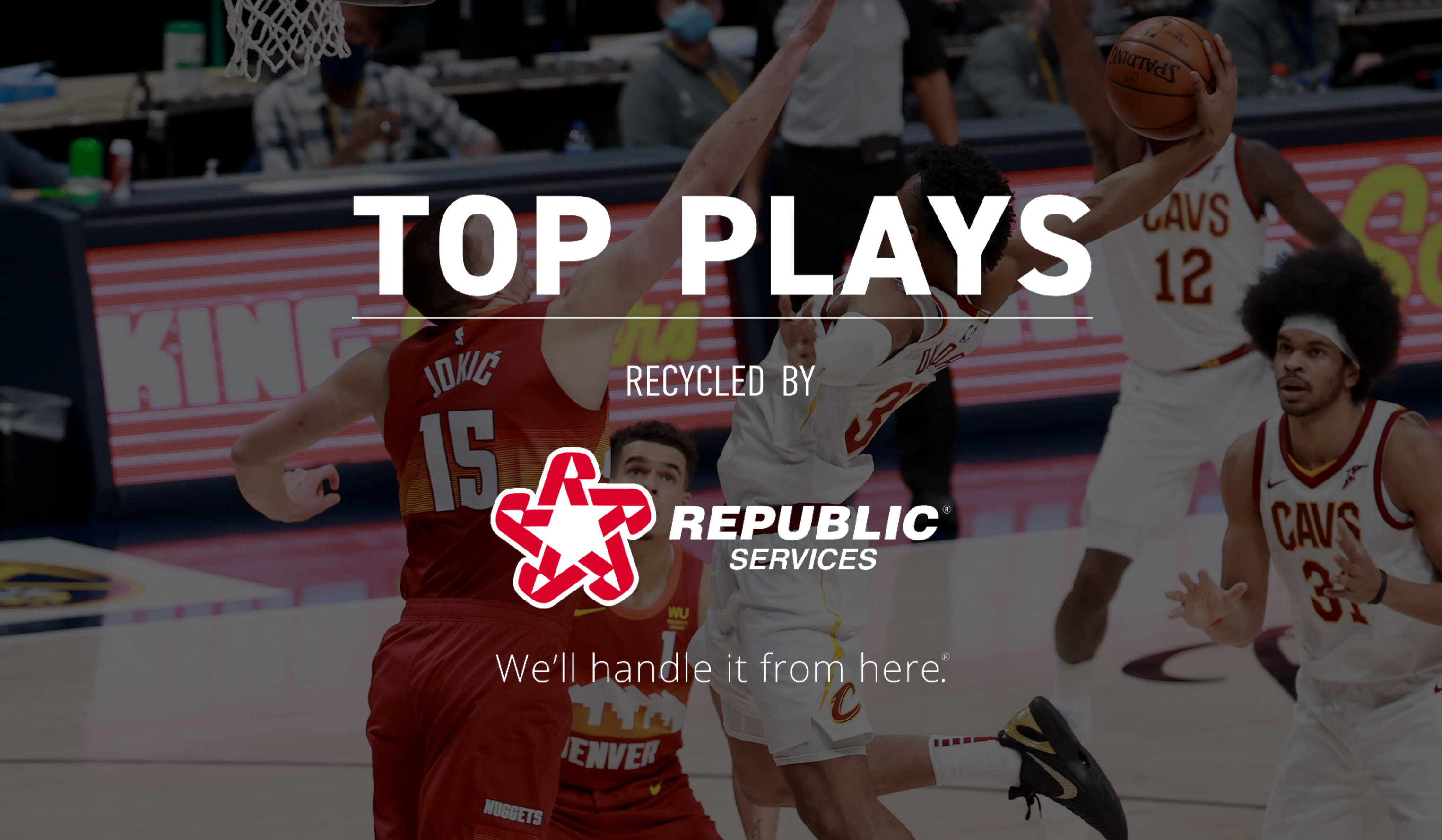 Top Plays of the Year, Recycled by Republic Services
