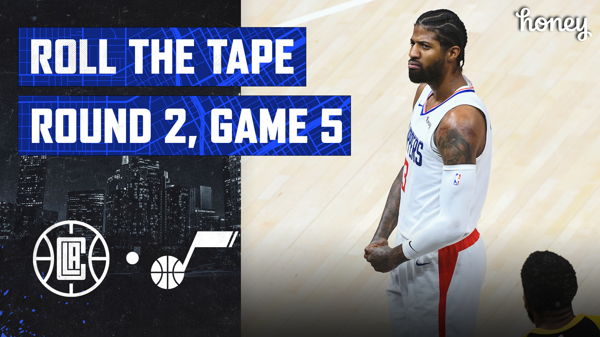 Roll The Tape | Clippers Weather Storm in Utah and Secure Game 5 Win (6.16.21)