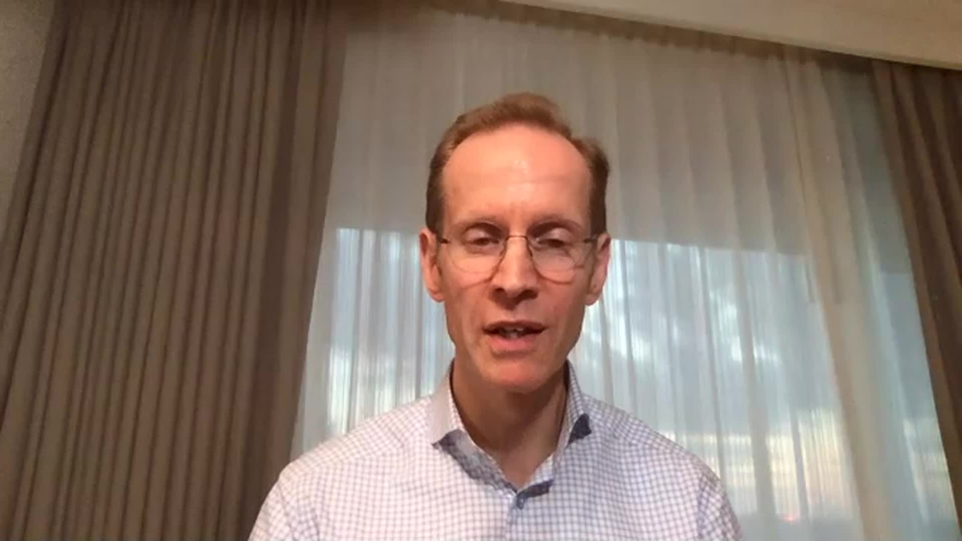 Jeff Weltman's Post-Lottery Press Conference