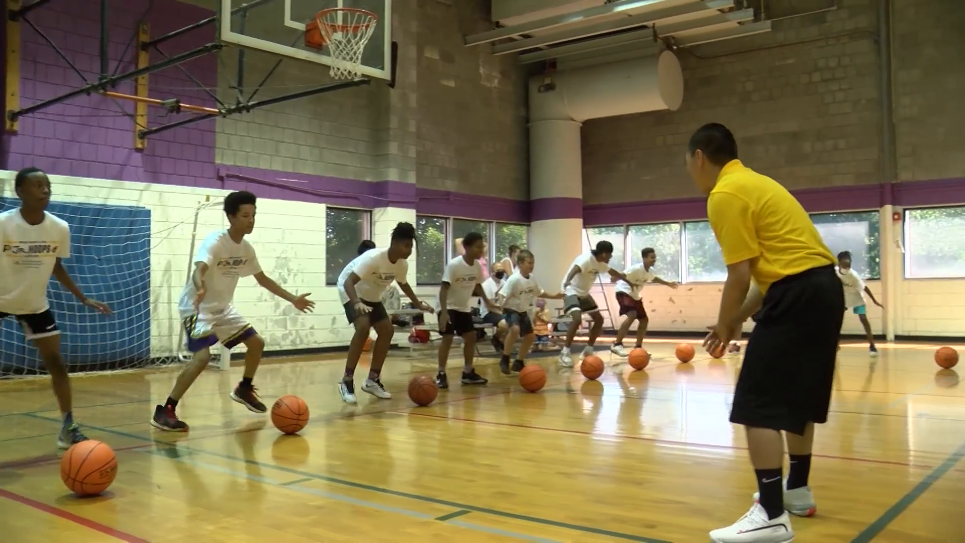 2021 Jr. Hoops Tour: Day 2