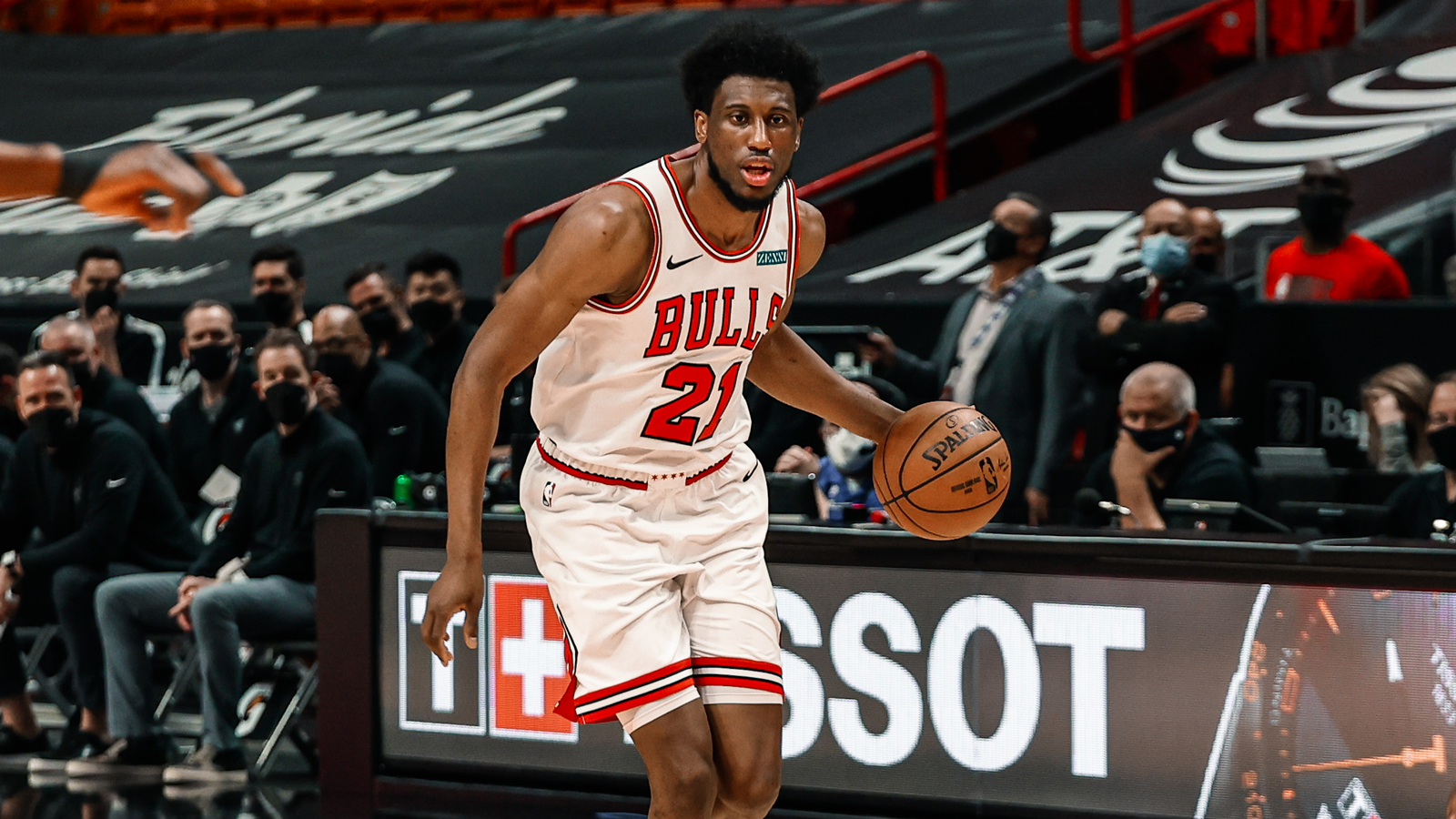 VIDEO: Thad Young's best Hustle plays from the 2020-21 season