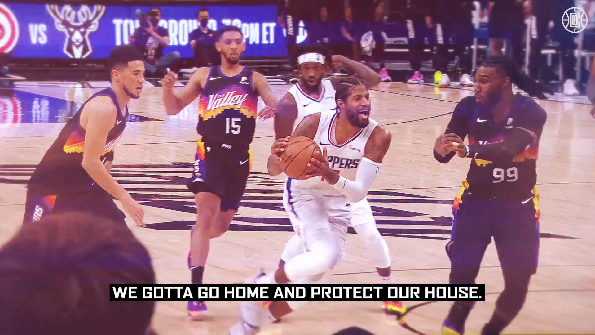 2021 Playoffs Our Way | WCF Game 3 Protect Our House