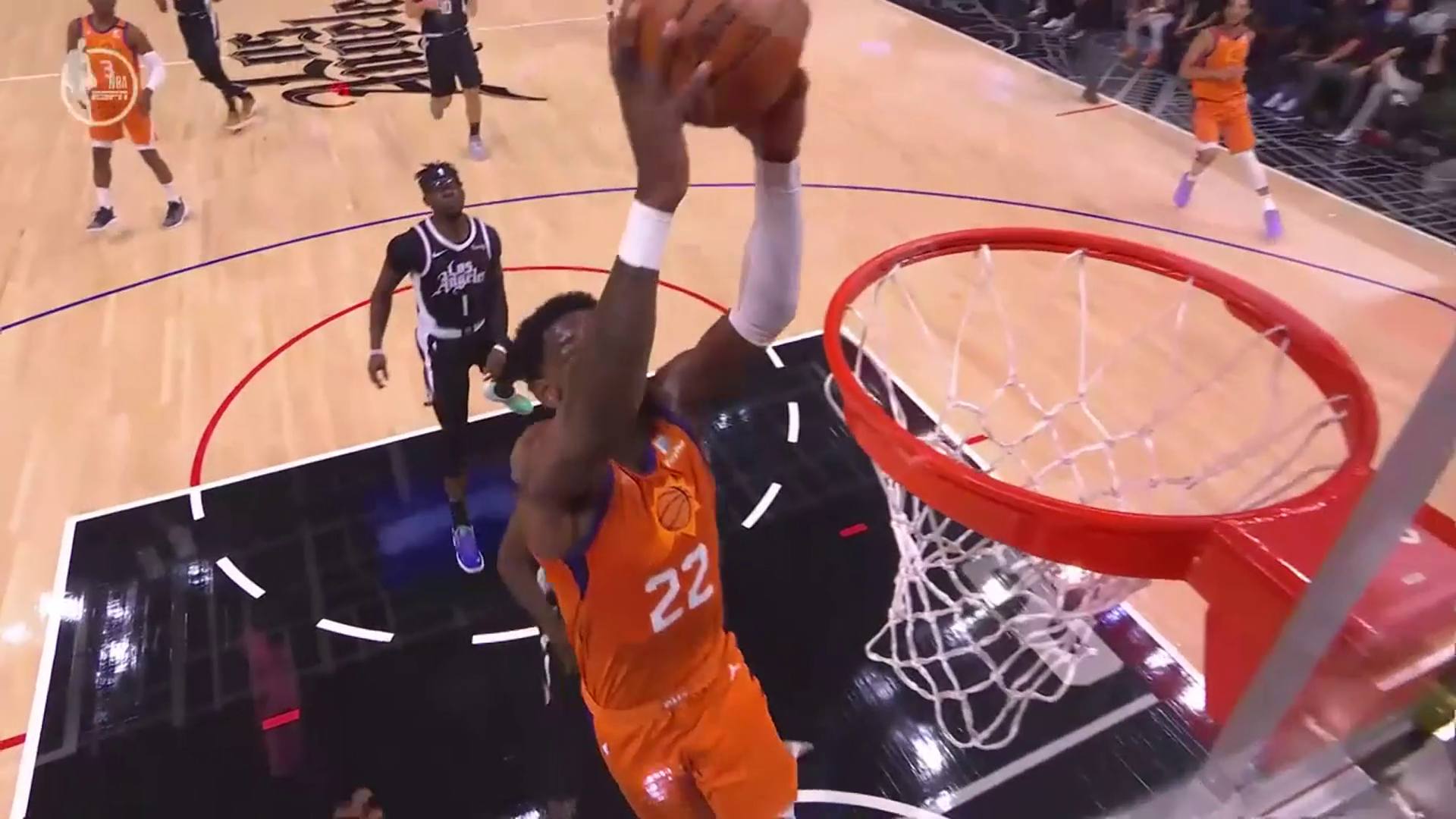 Suns vs Clippers Highlights: Game 3