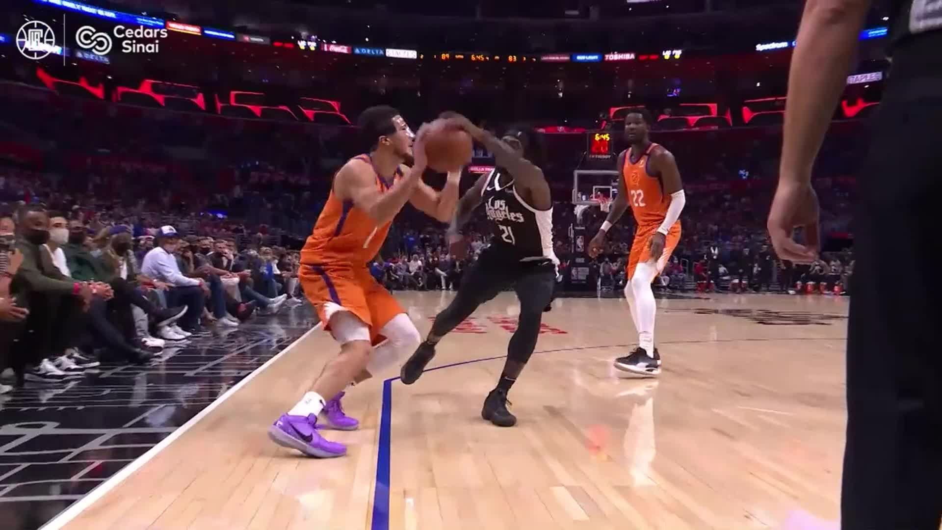 Cedars-Sinai Preventive Play of the Game | Clippers vs Suns Game 3 (6.24.21)