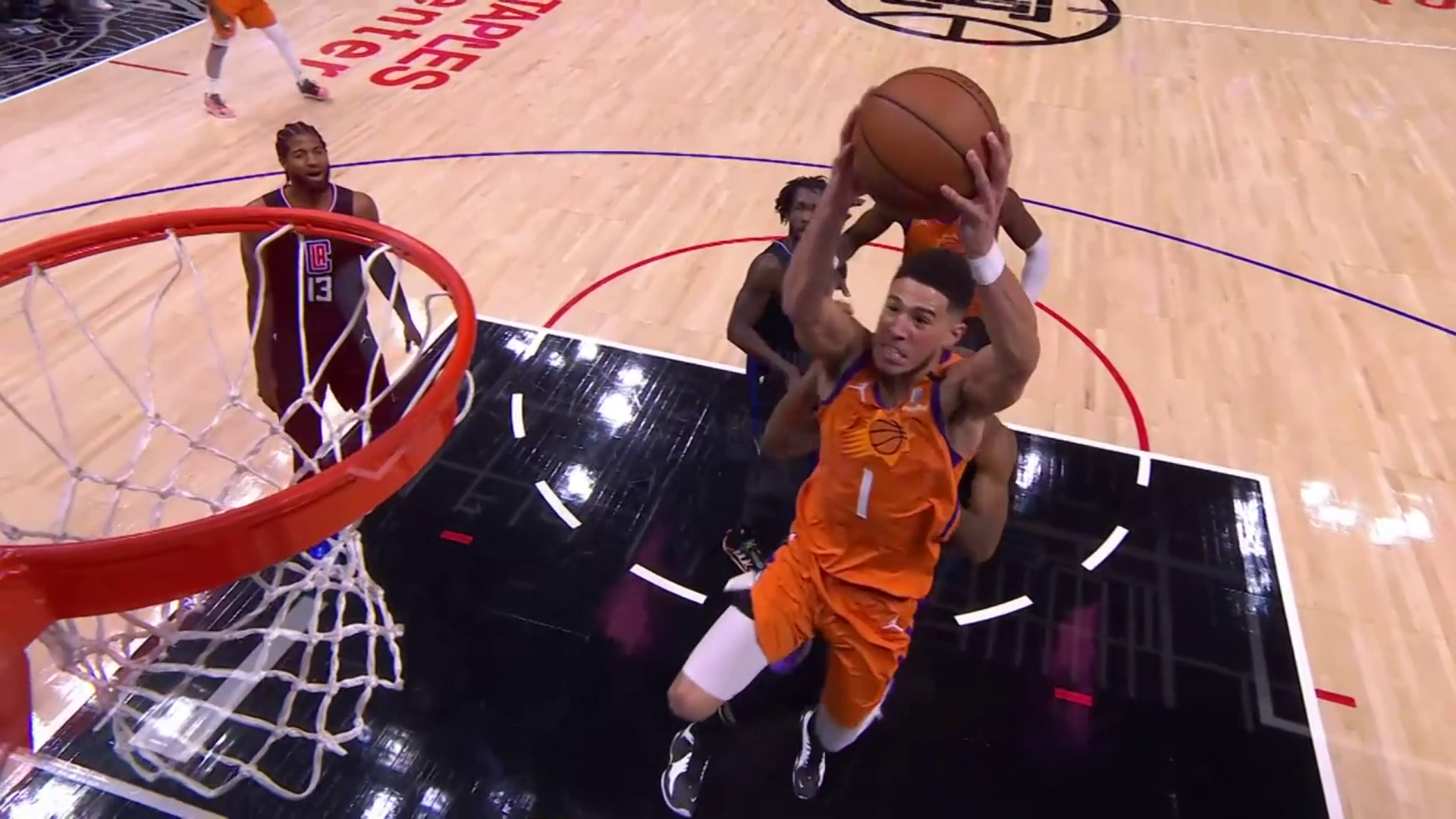 Suns vs Clippers Highlights: Game 6