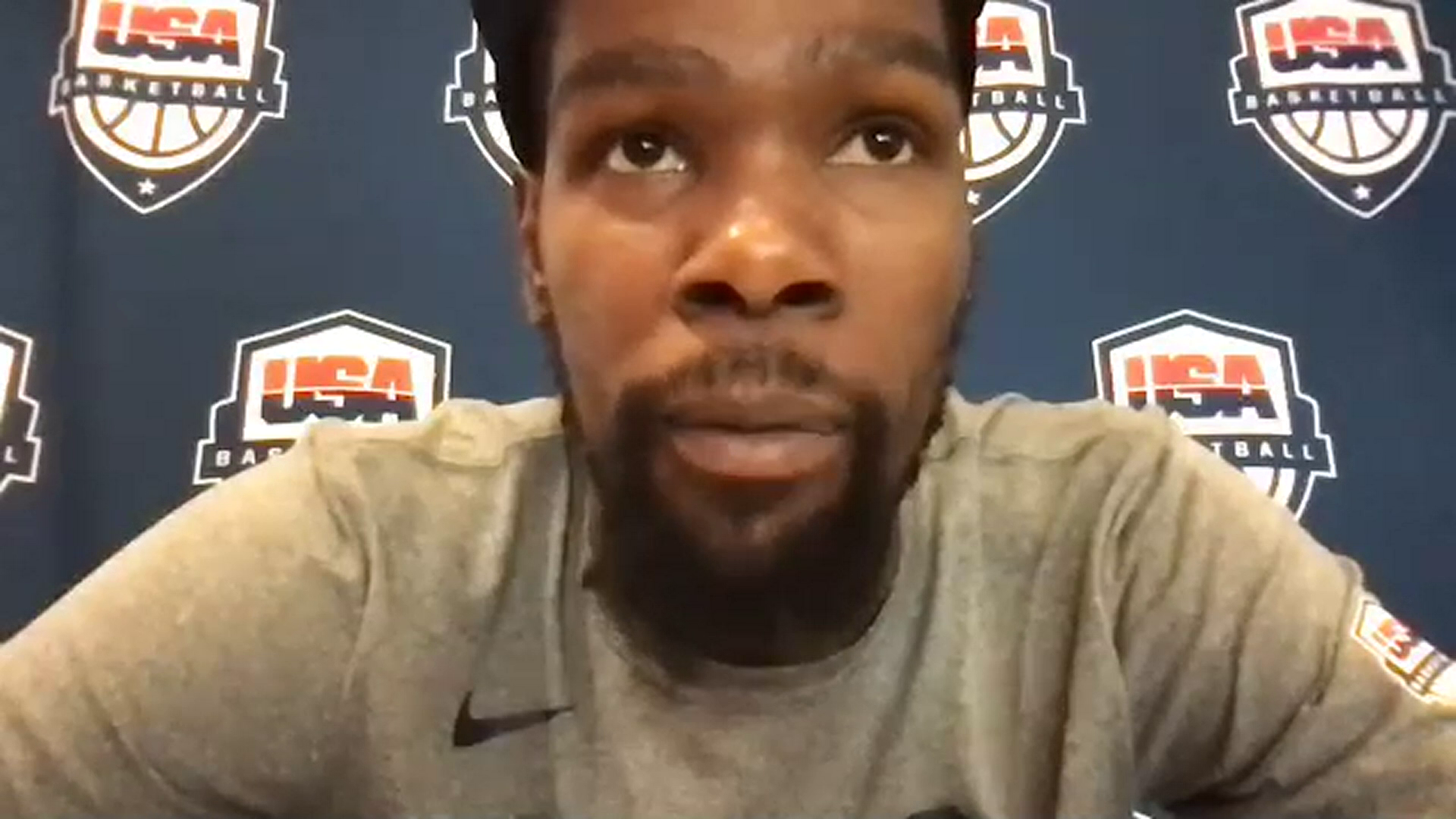 KD Speaks on Joining His Third Olympics