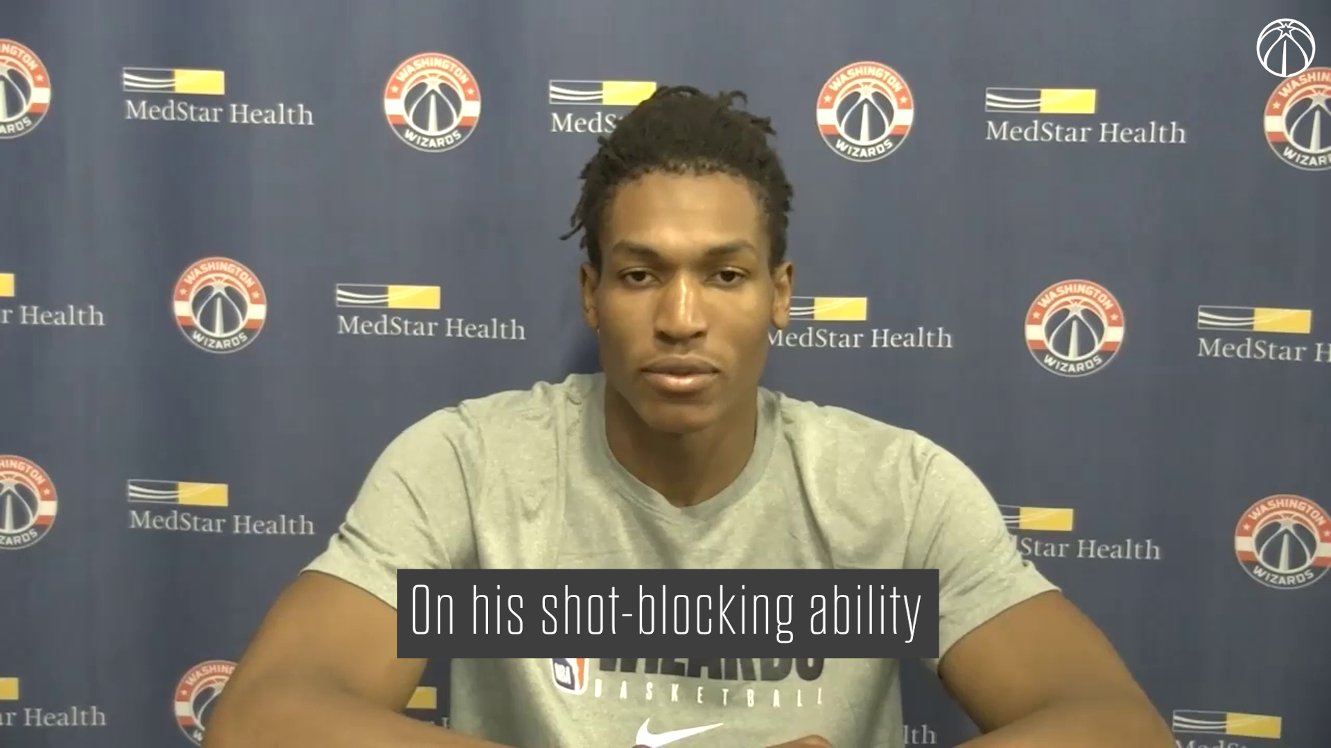 Wizards Pre-Draft Workout Media Availability - 7/12/21