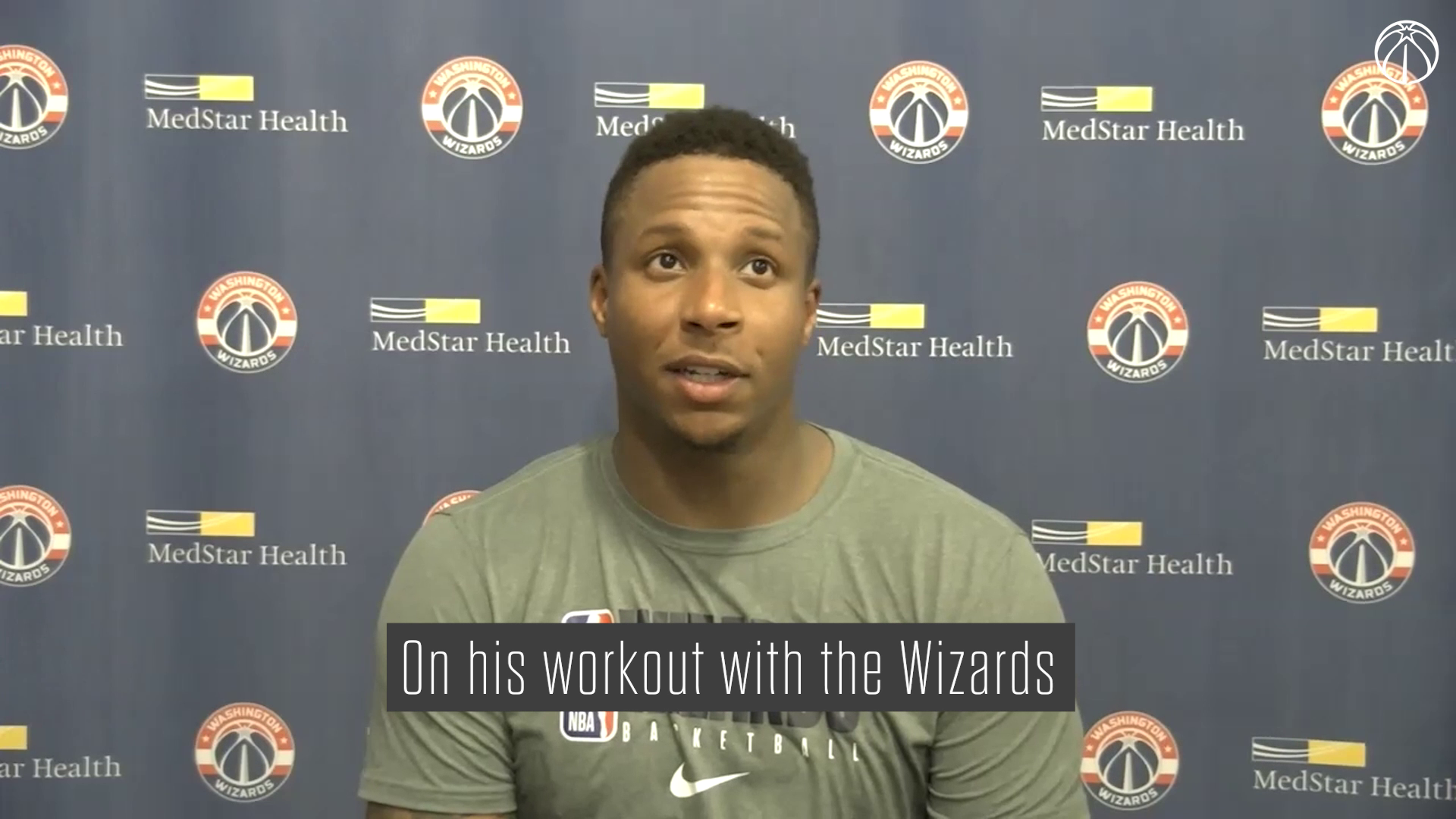 Wizards Pre-Draft Workout Media Availability - 7/13/21