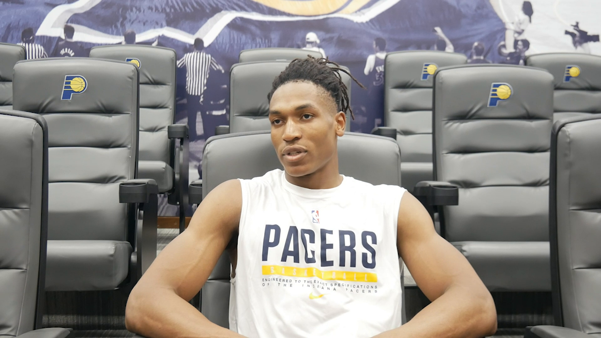 2021 Draft Workouts: Yves Pons