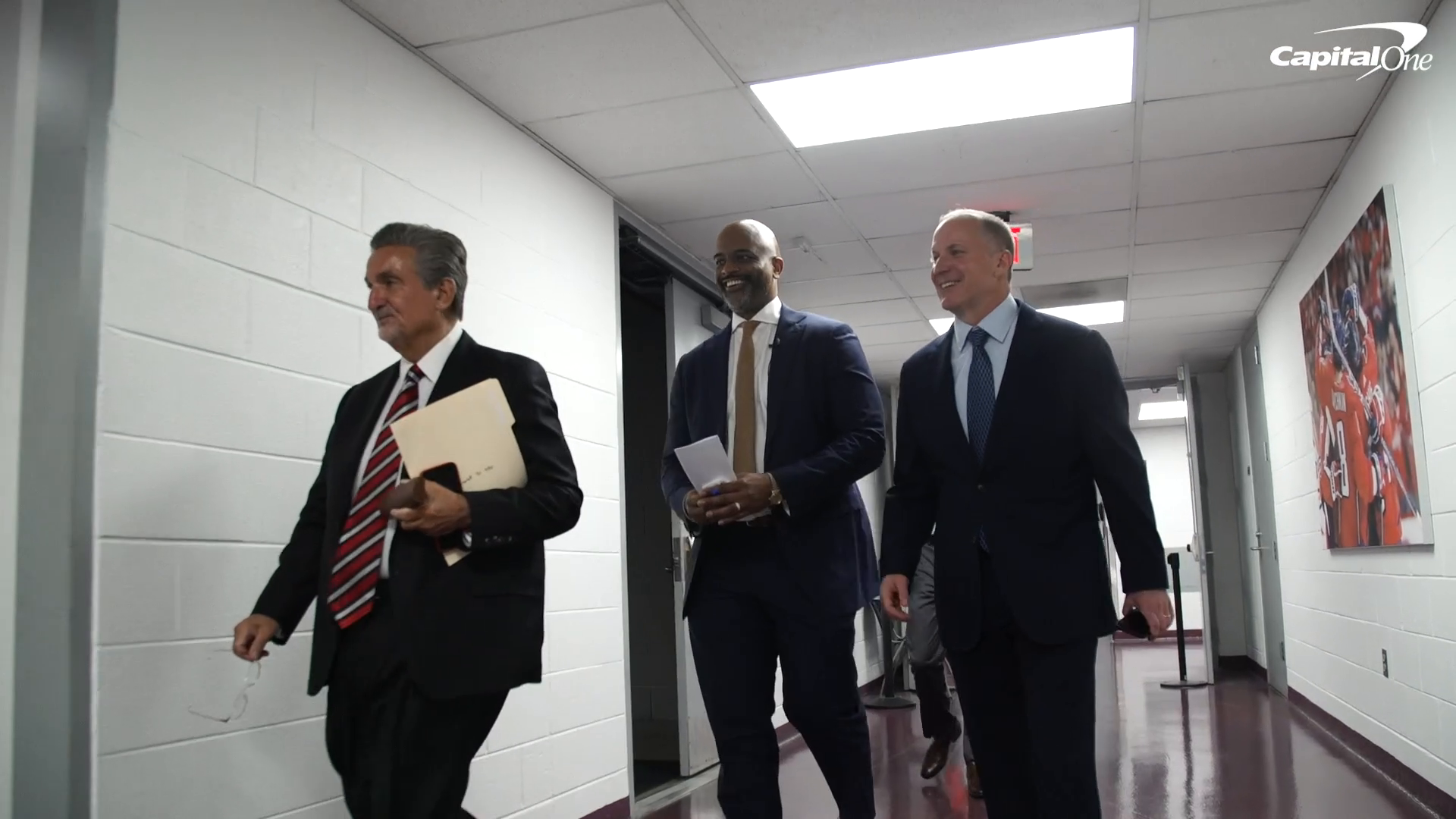 Behind the scenes: Wes Unseld Jr.'s first day in D.C.