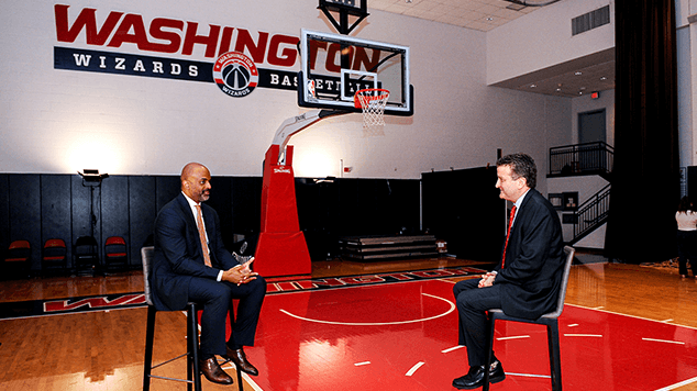 Coaching Profile: Wes Unseld Jr. one-on-one with Dave Johnson