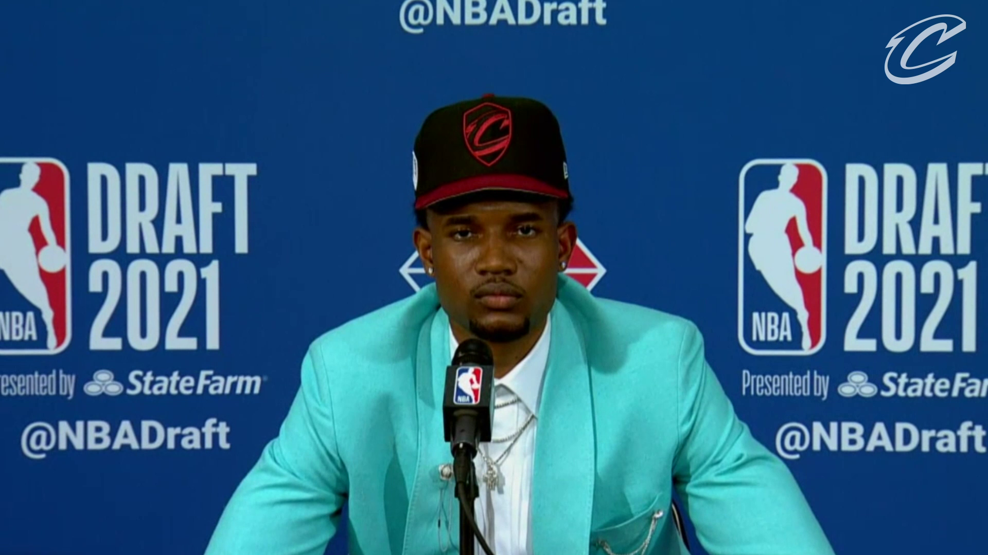 2021 Draft Interview with Evan Mobley
