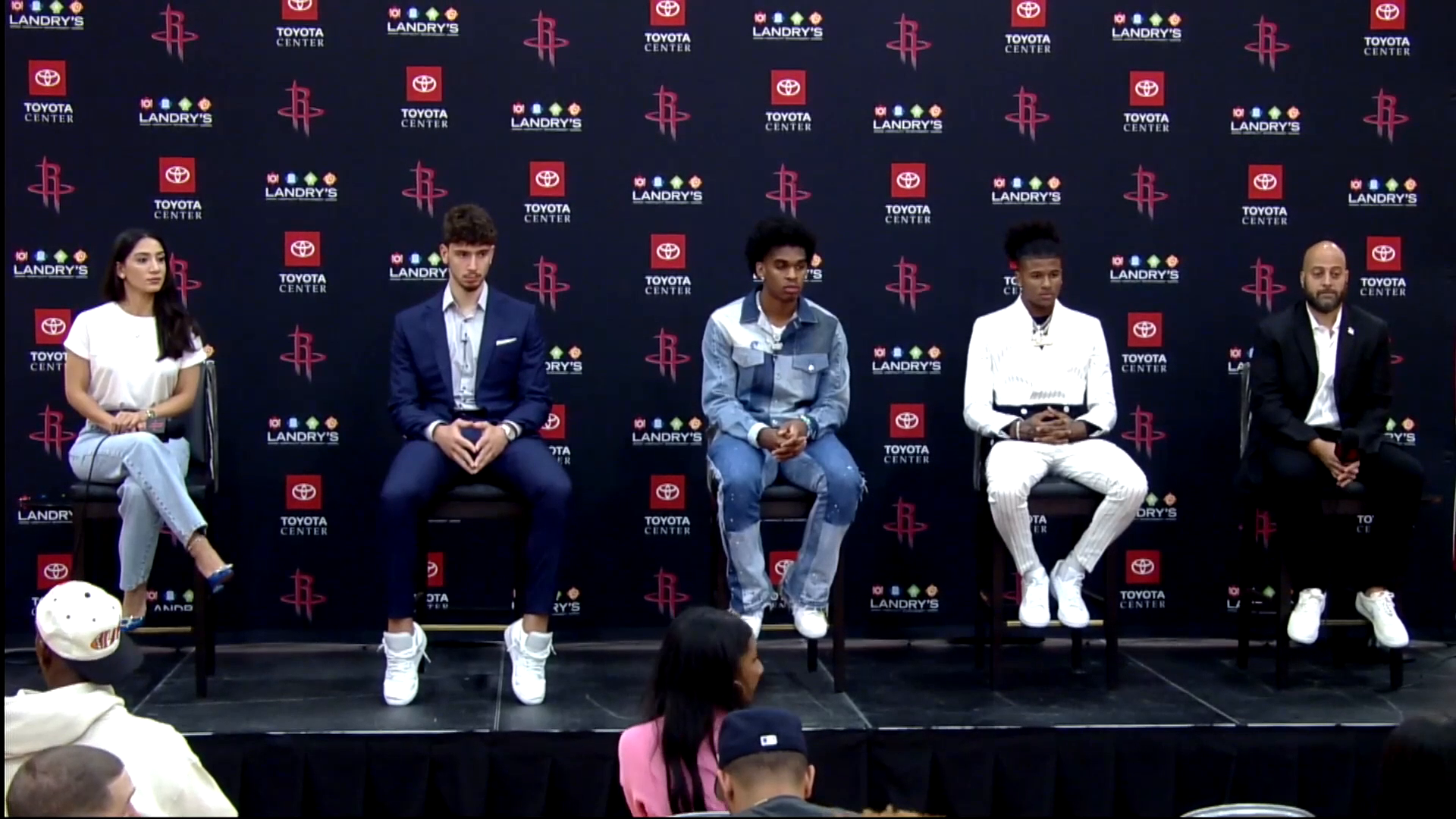 2021 NBA Draft Introductory Press Conference
