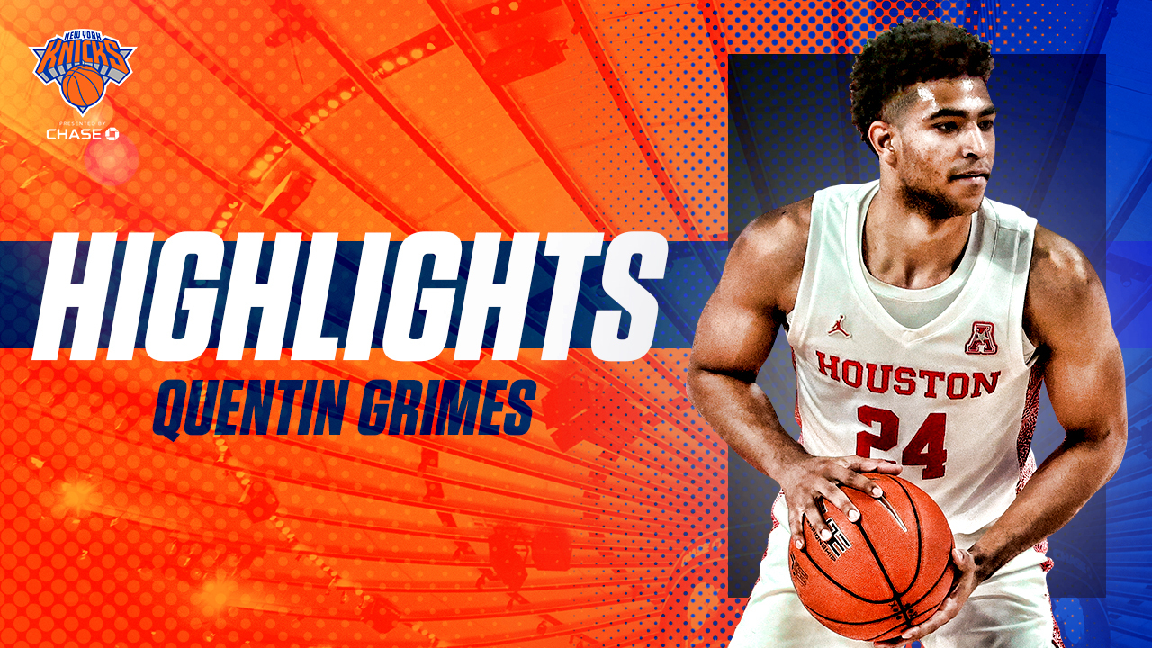 Quentin Grimes College Highlights | 2021 NBA Draft