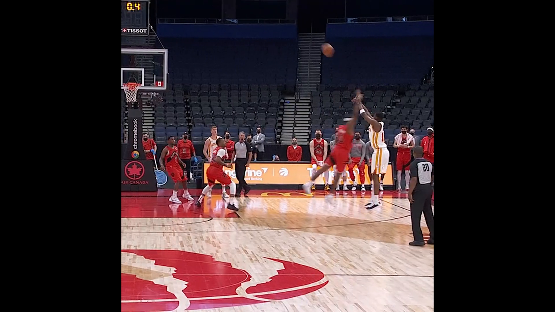 Tony Snell: 20-21 Top Plays