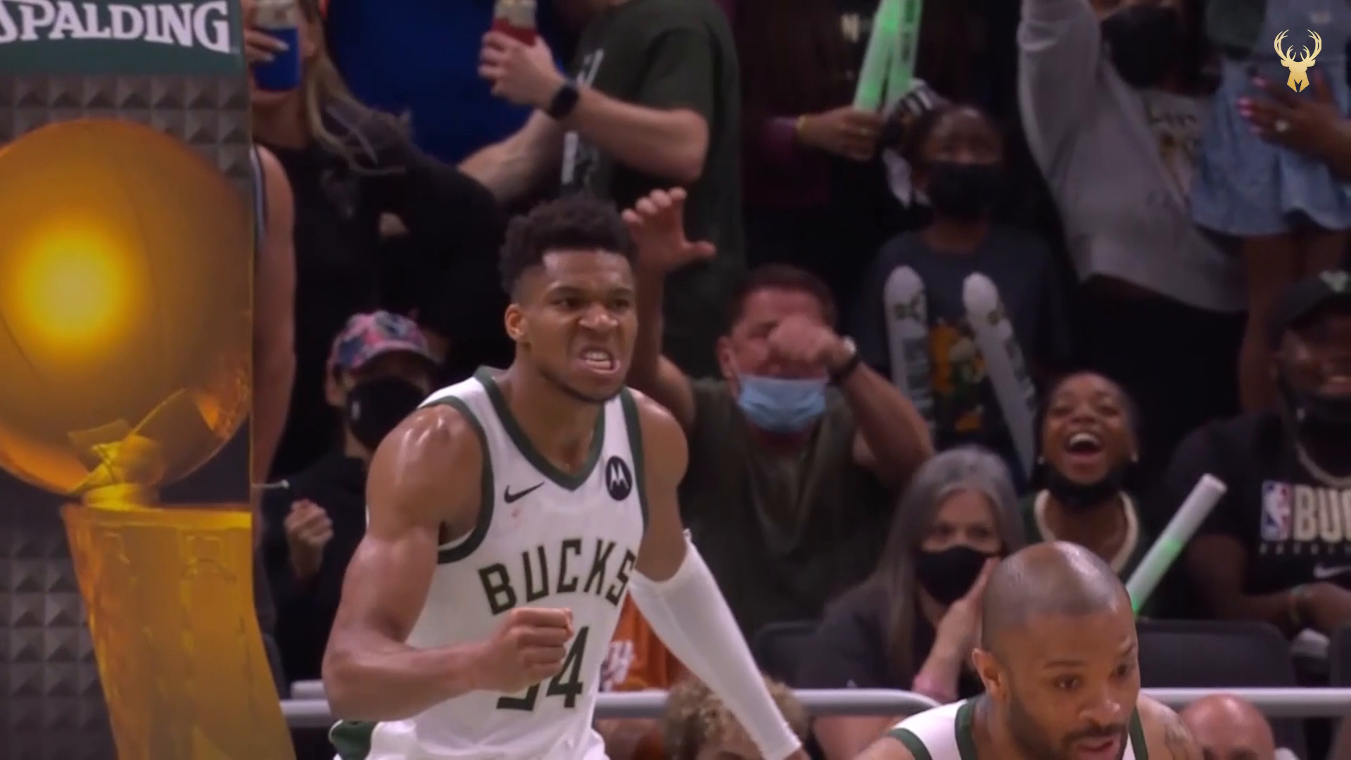 Giannis Antetokounmpo's Top 10 Plays Of The Finals
