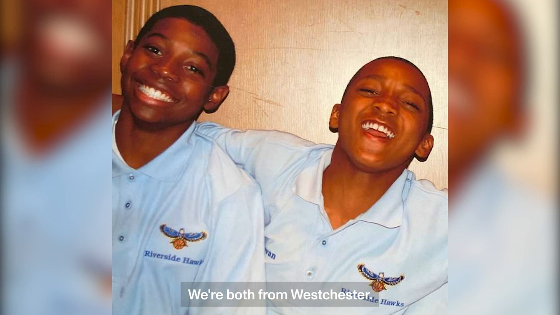 Donovan & Eric Paschall reflect on being teammates as kids