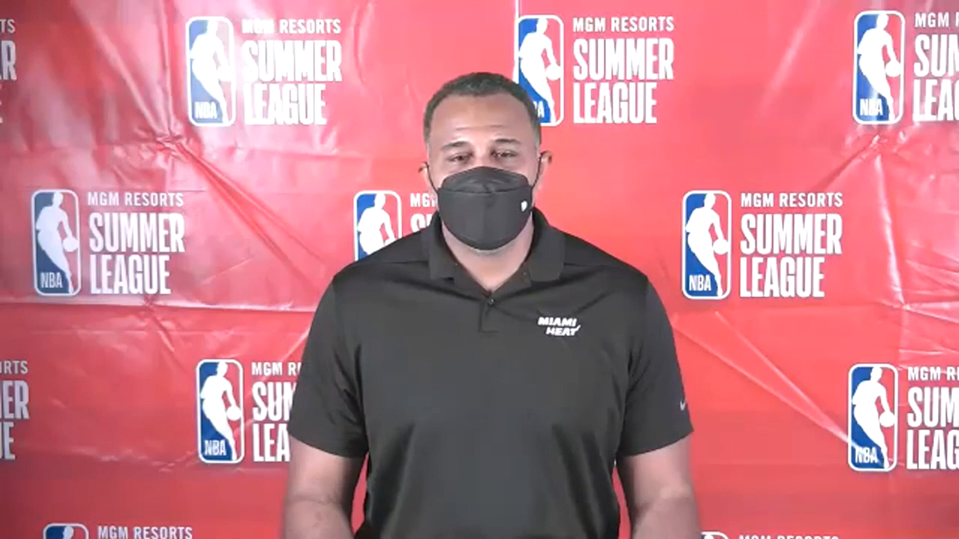 Coach Allen On The Team's Undefeated Start To Summer League