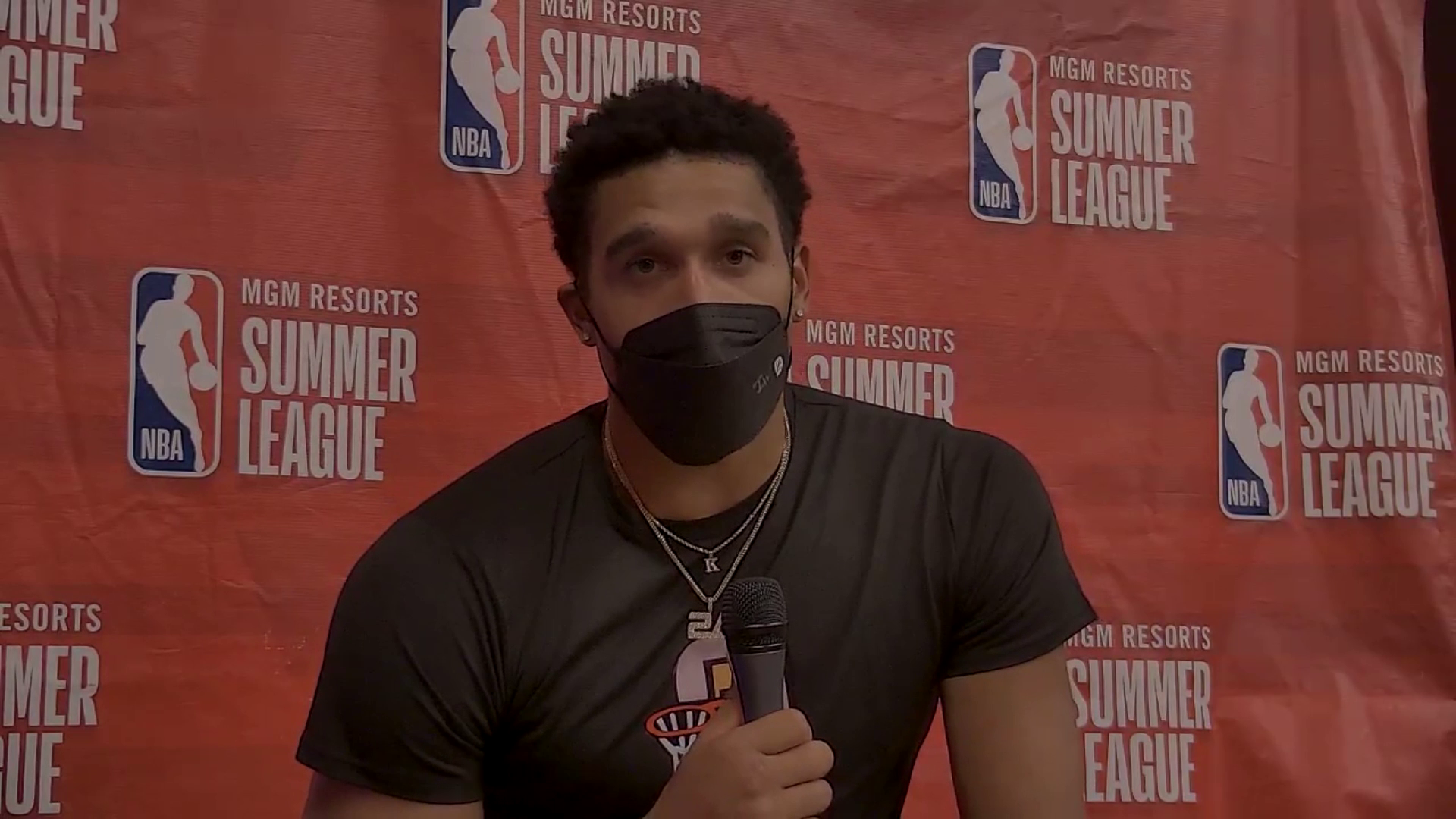 Raptors Post Game: Ishmail Wainright - August 12, 2021