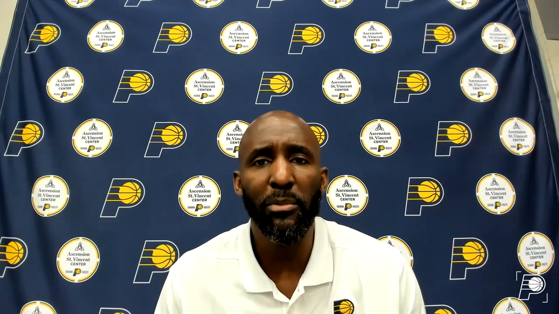 Lloyd Pierce on Joining the Pacers