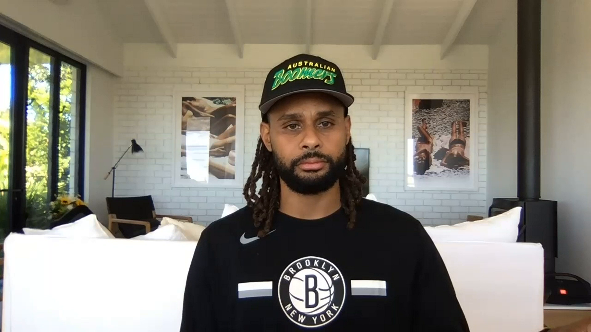 Summer Sessions 08.26.21: Introducing Patty Mills