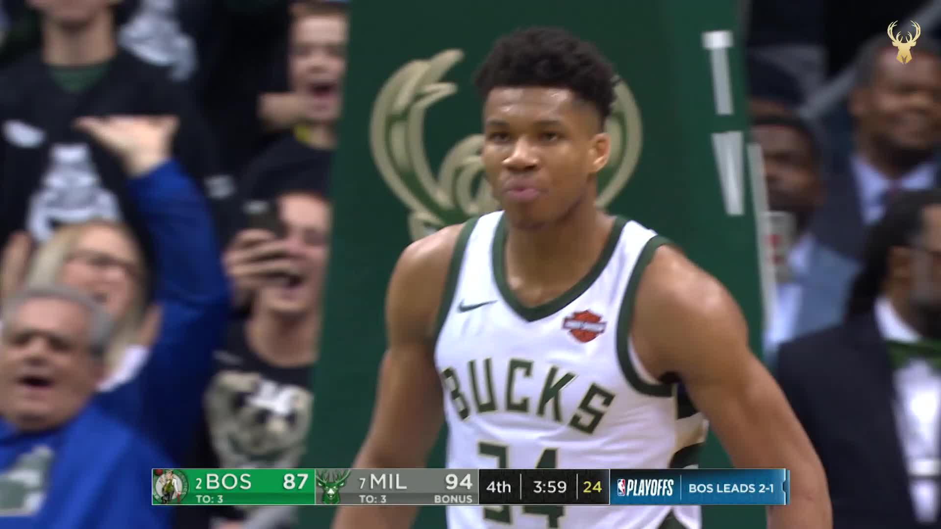 Best Of Giannis Antetokounmpo As Called By Ted Davis