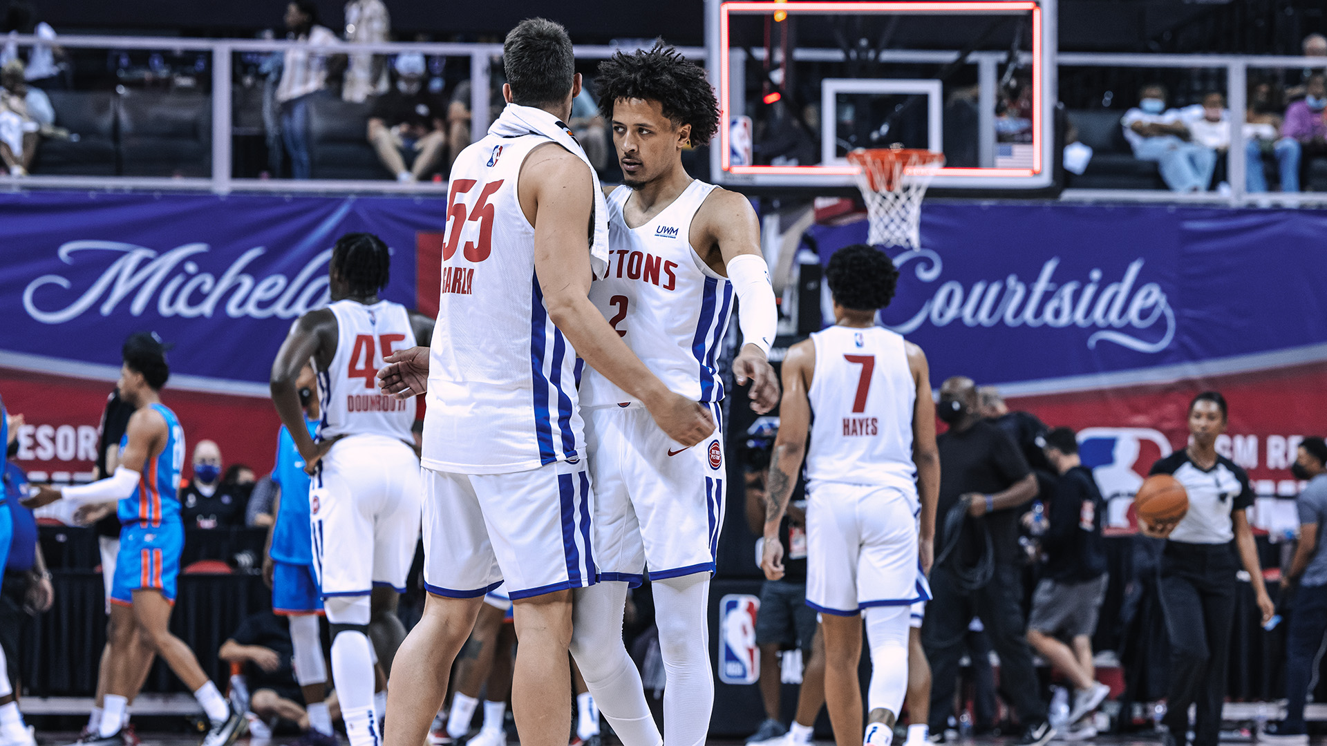 Pistons Hits, presented by Draft Kings: Summer League