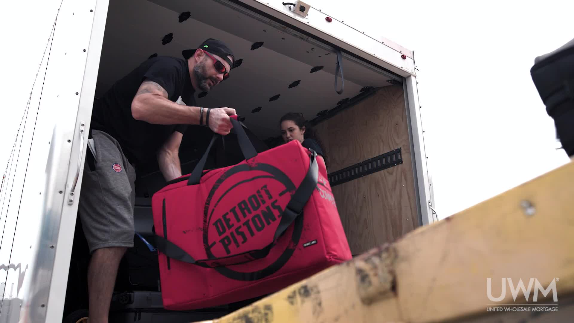 Equipment Room on the Road, presented by UWM
