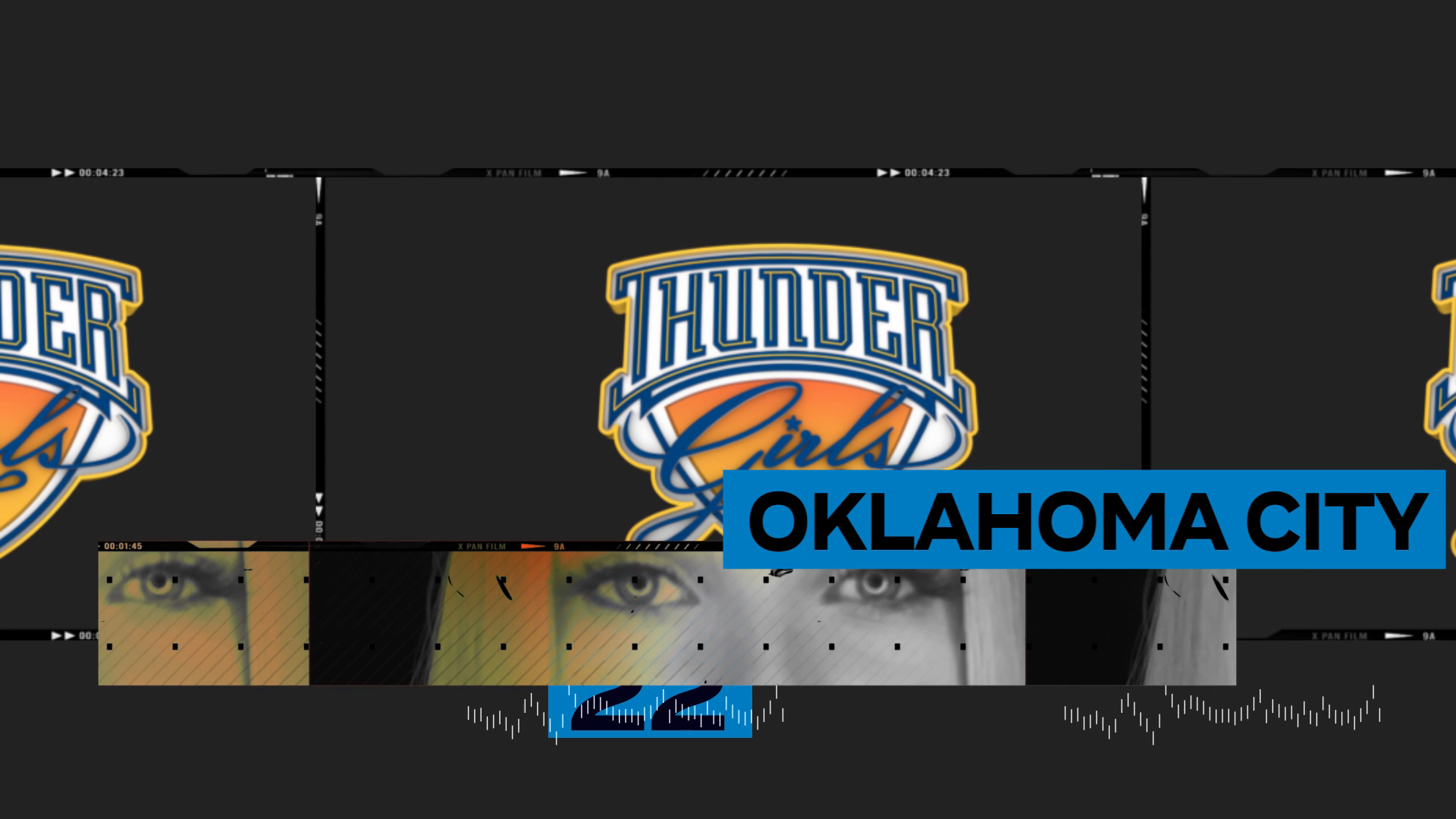 Introducing the Thunder Girls