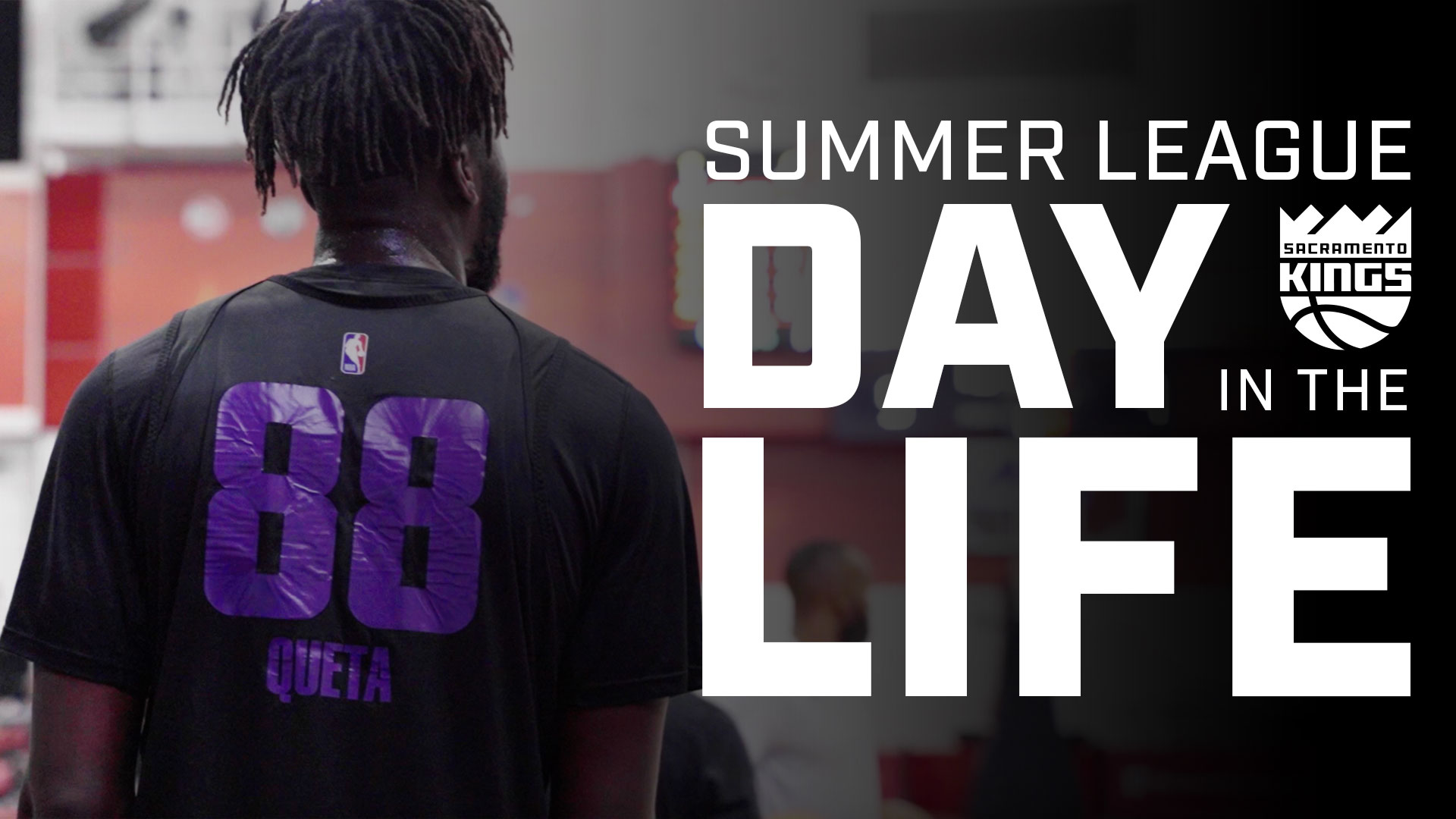 Neemias Queta Day in the Life at Summer League