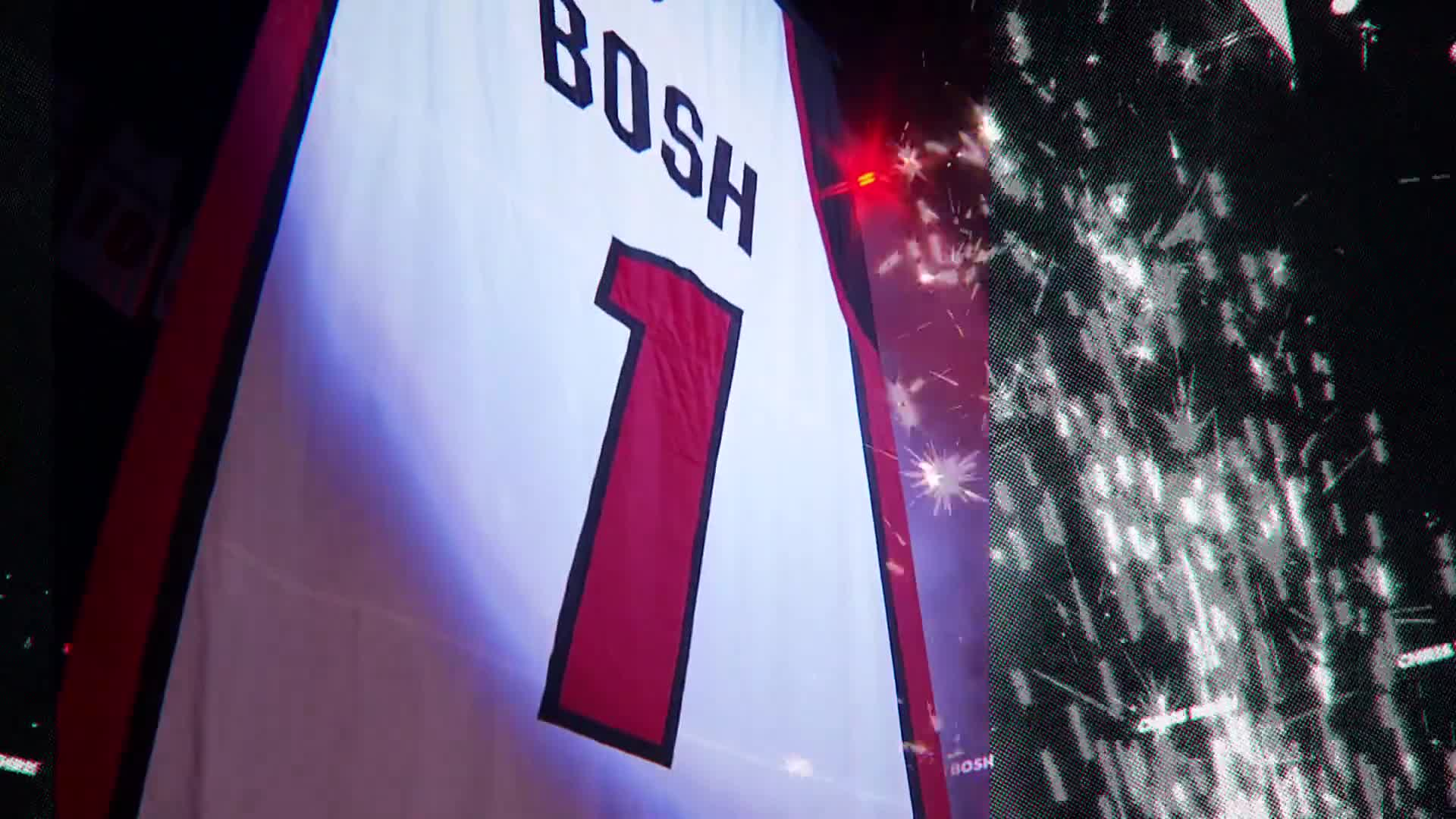 Congratulations, Chris Bosh! From Your HEAT Family