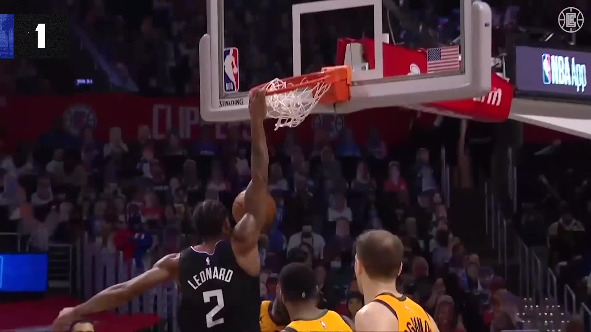 Clippers Top Plays | Best of 2020-21
