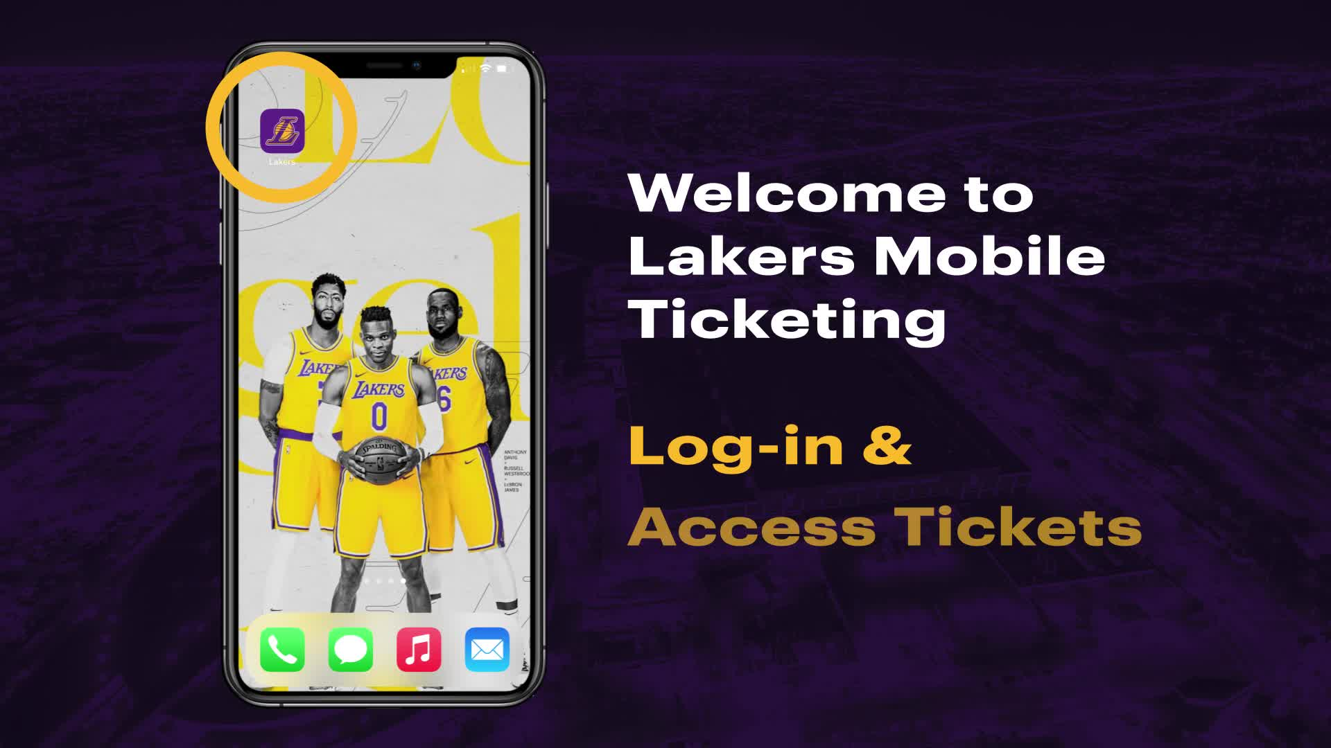 Mobile Ticketing Accept Transfer Tickets
