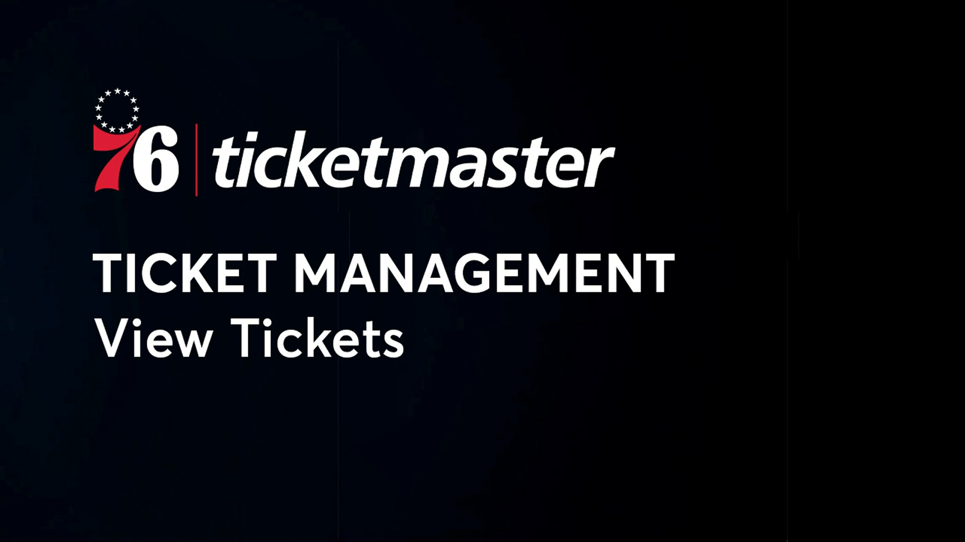 How Do I View Tickets on Ticketmaster?