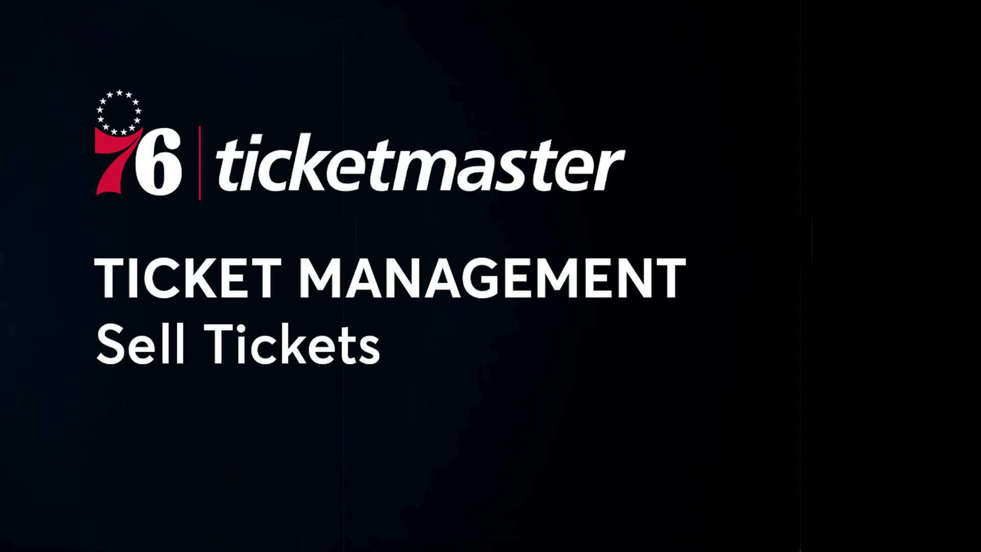 How Do I Sell Tickets on Ticketmaster?
