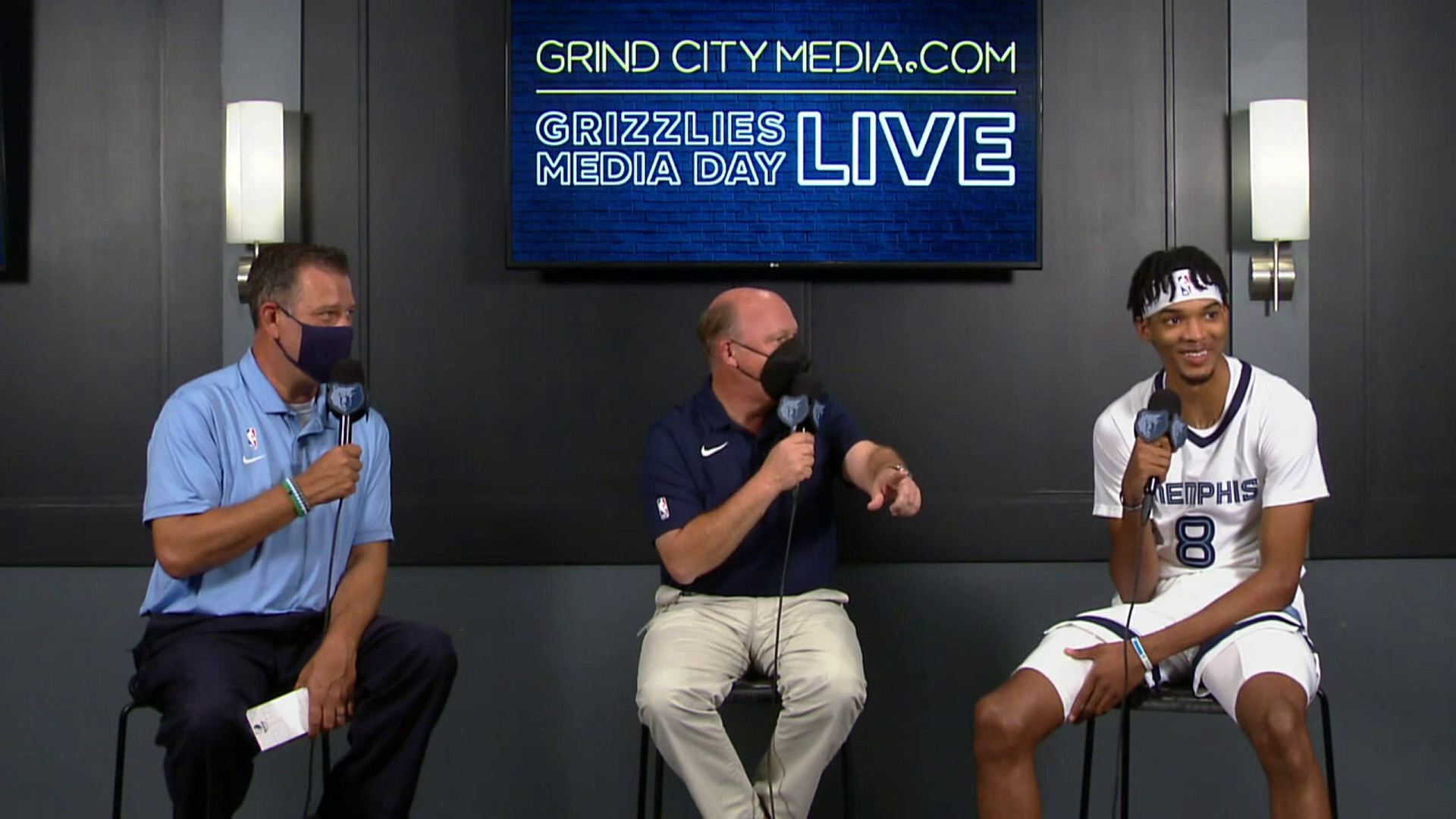 9.27.21 Ziaire Williams Media Day Interview