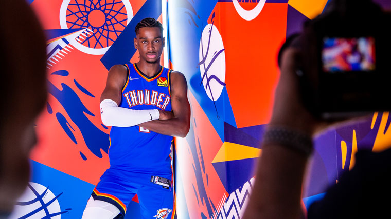 Behind the Scenes: Media Day 2021