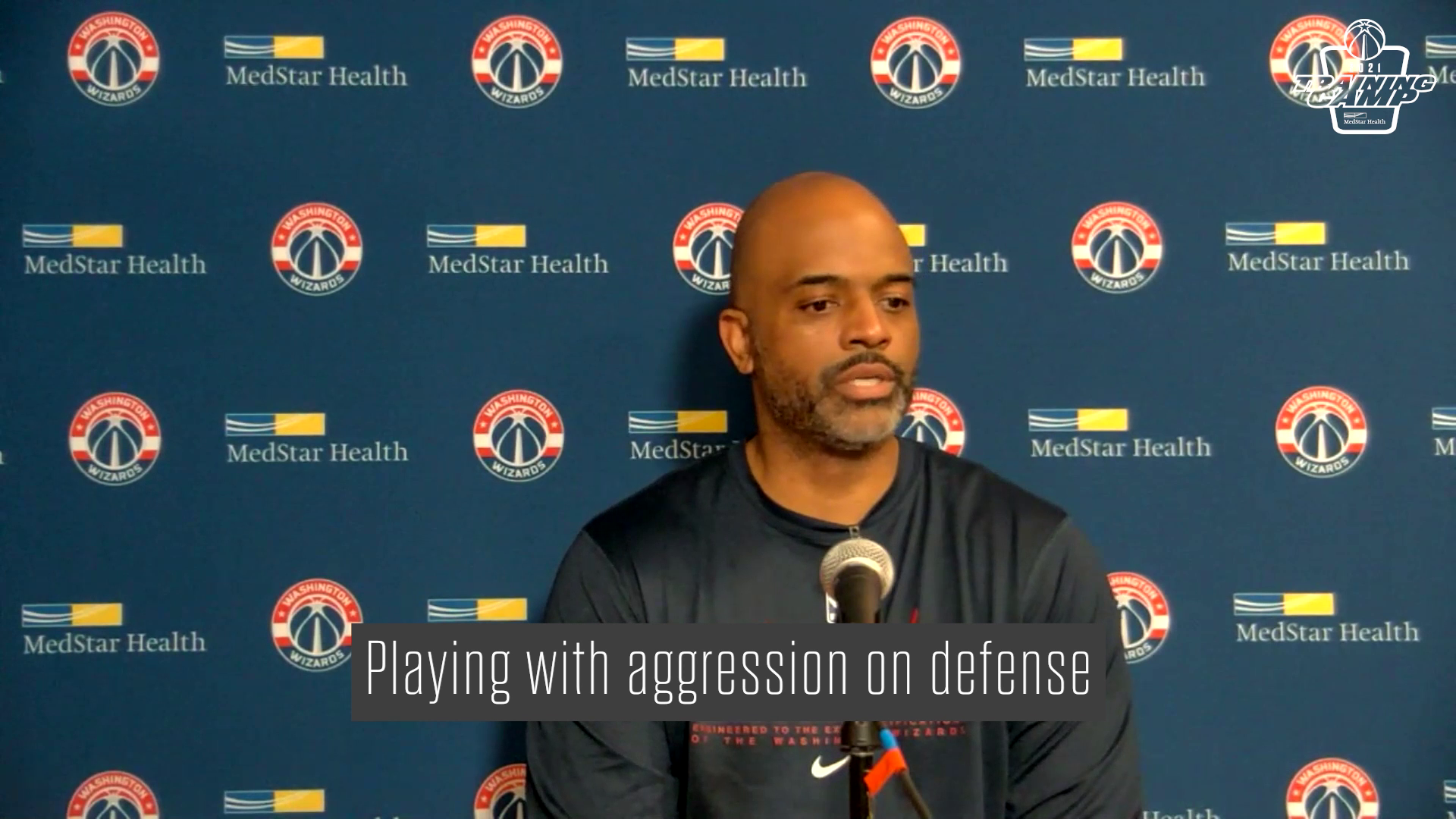 Wes Unseld Jr. Media Availability - 9/28/21