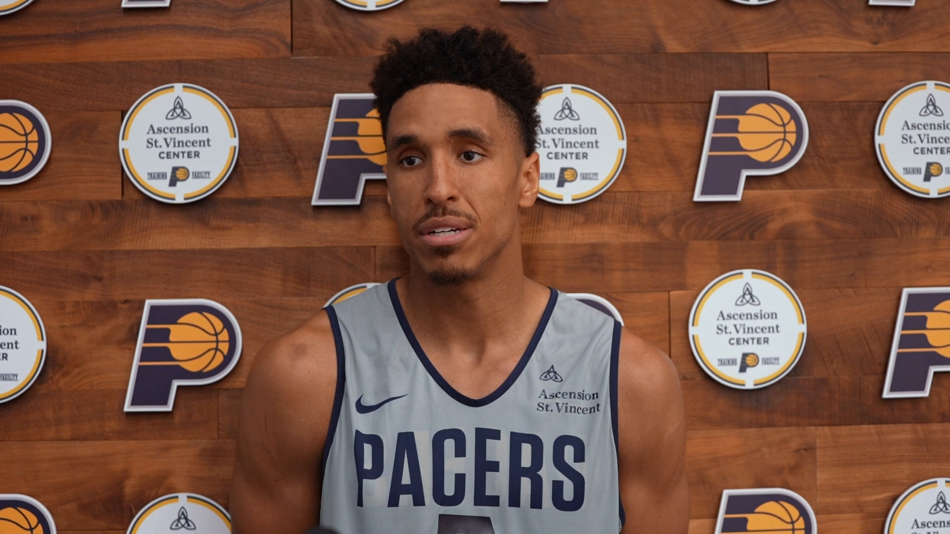 Brogdon on Being a Leader for the Pacers