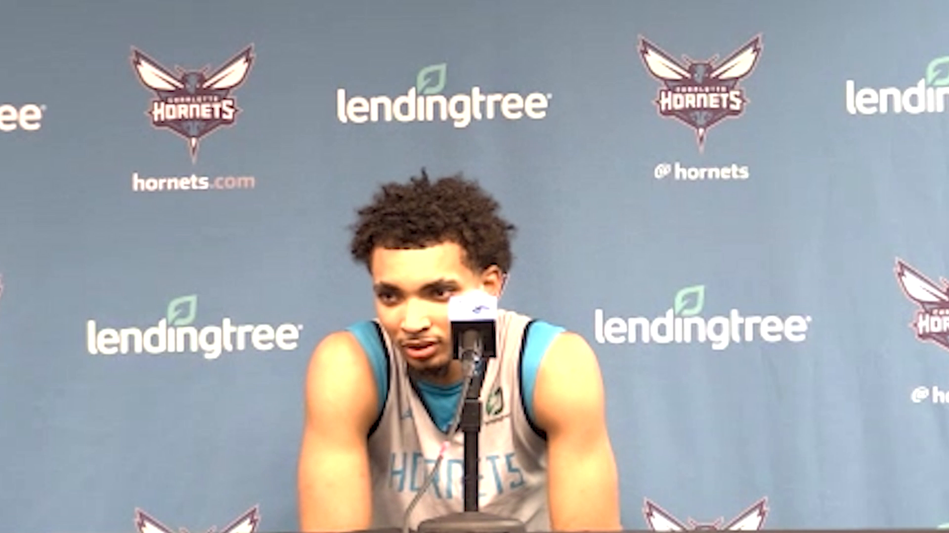 Hornets Practice | James Bouknight - 10/5/21