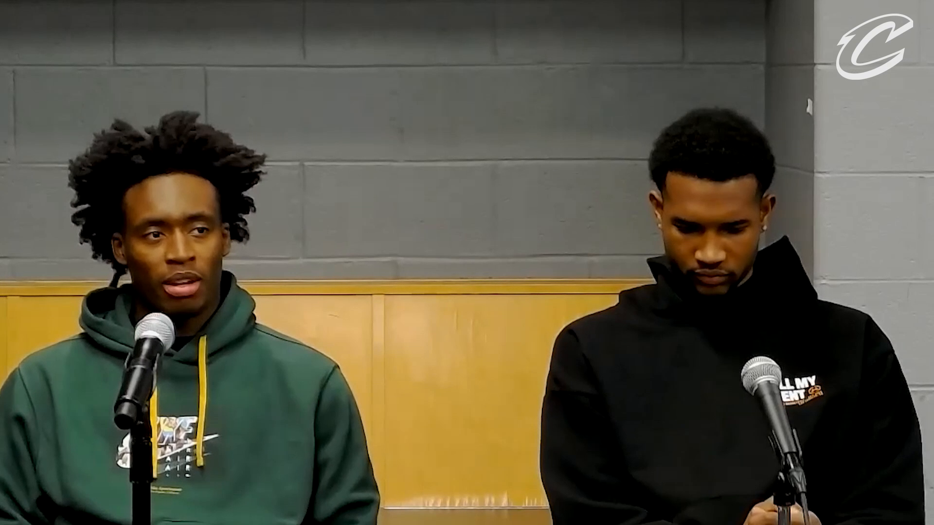 Cavs at Bulls Postgame: Collin Sexton and Evan Mobley