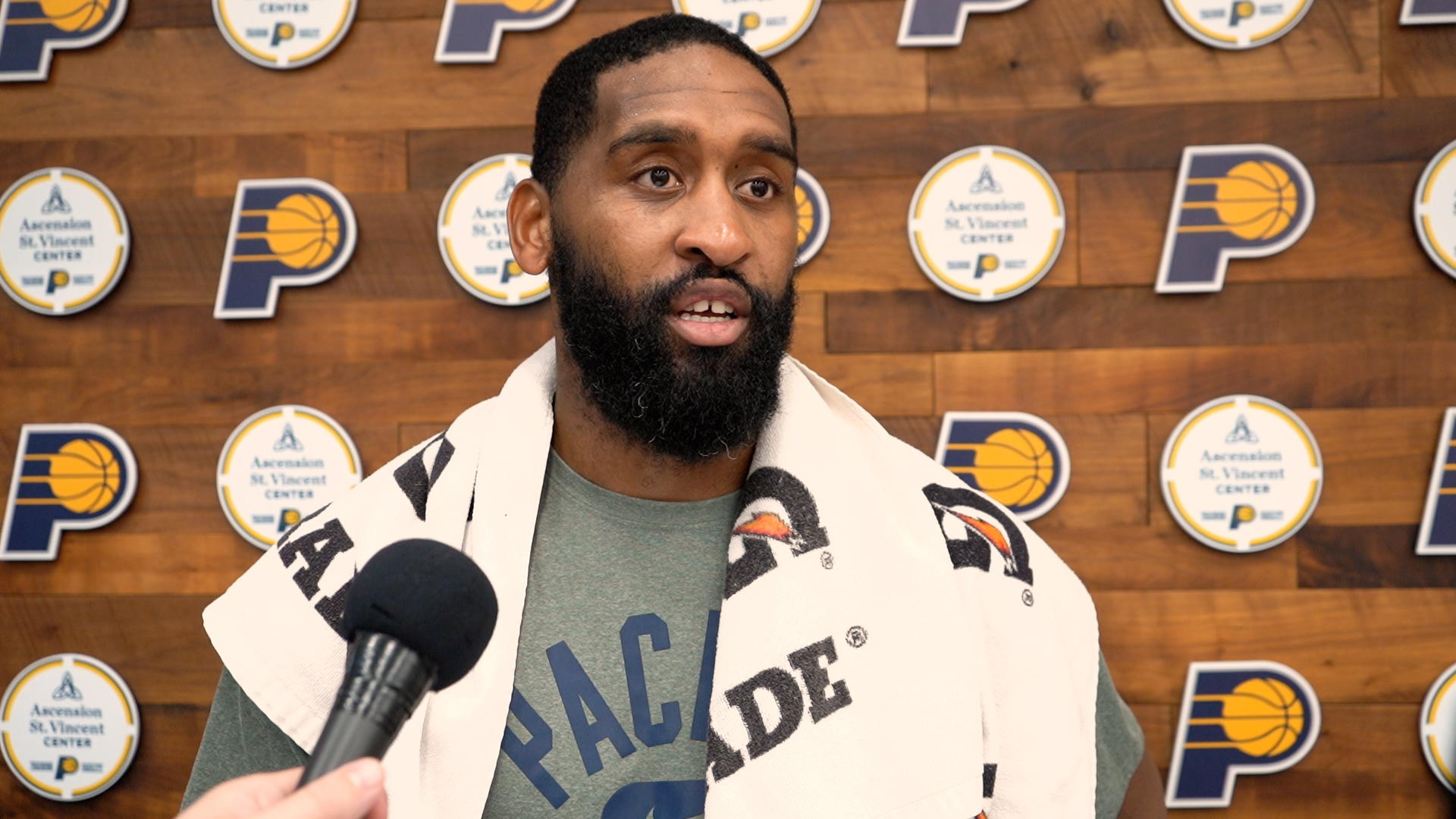 Wanamaker Excited for Opportunity with Pacers