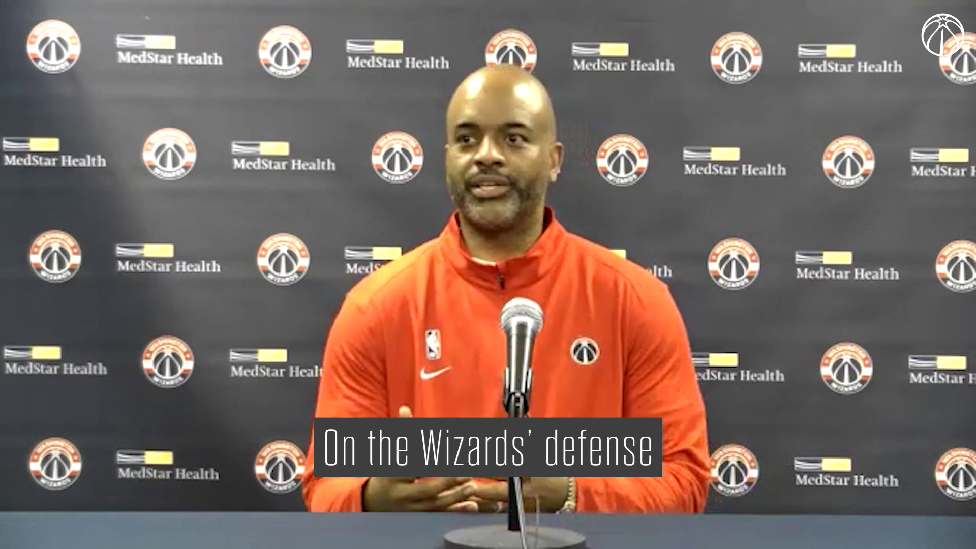 Wes Unseld Jr. Postgame Media Availability - 10/9/21