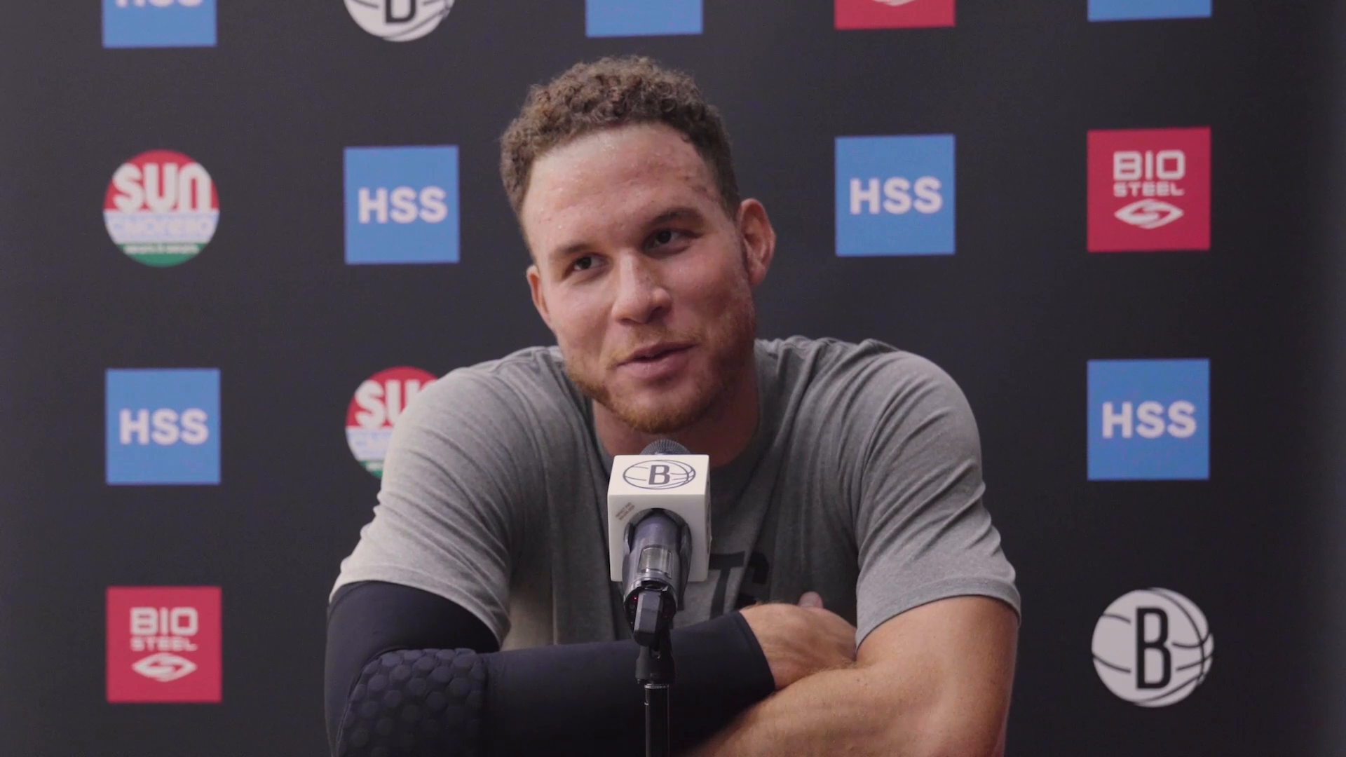 Practice Sessions 10.10.21: Blake Griffin