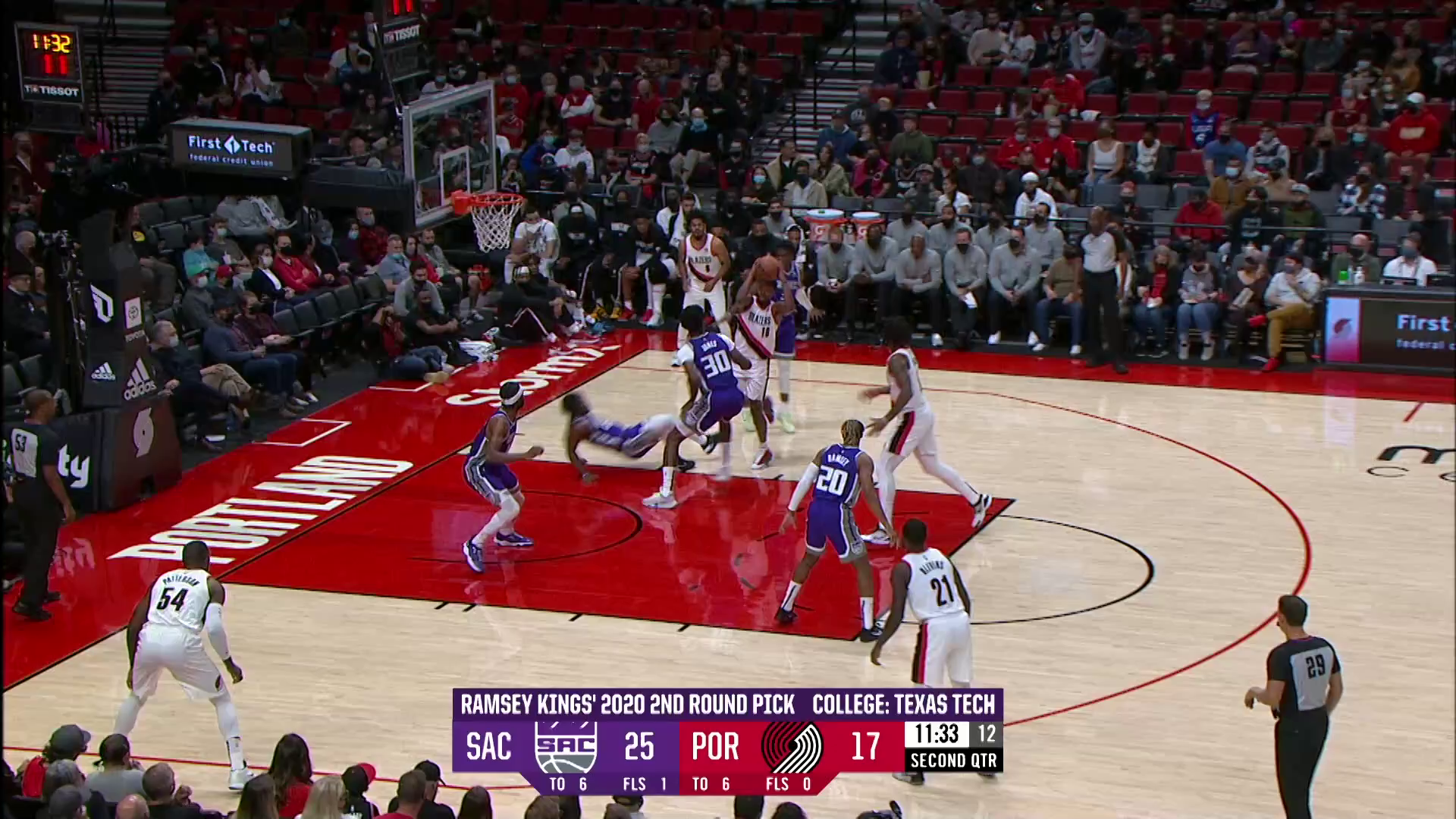 Trail Blazers 93, Kings 107 | Game Highlights | October 11, 2021