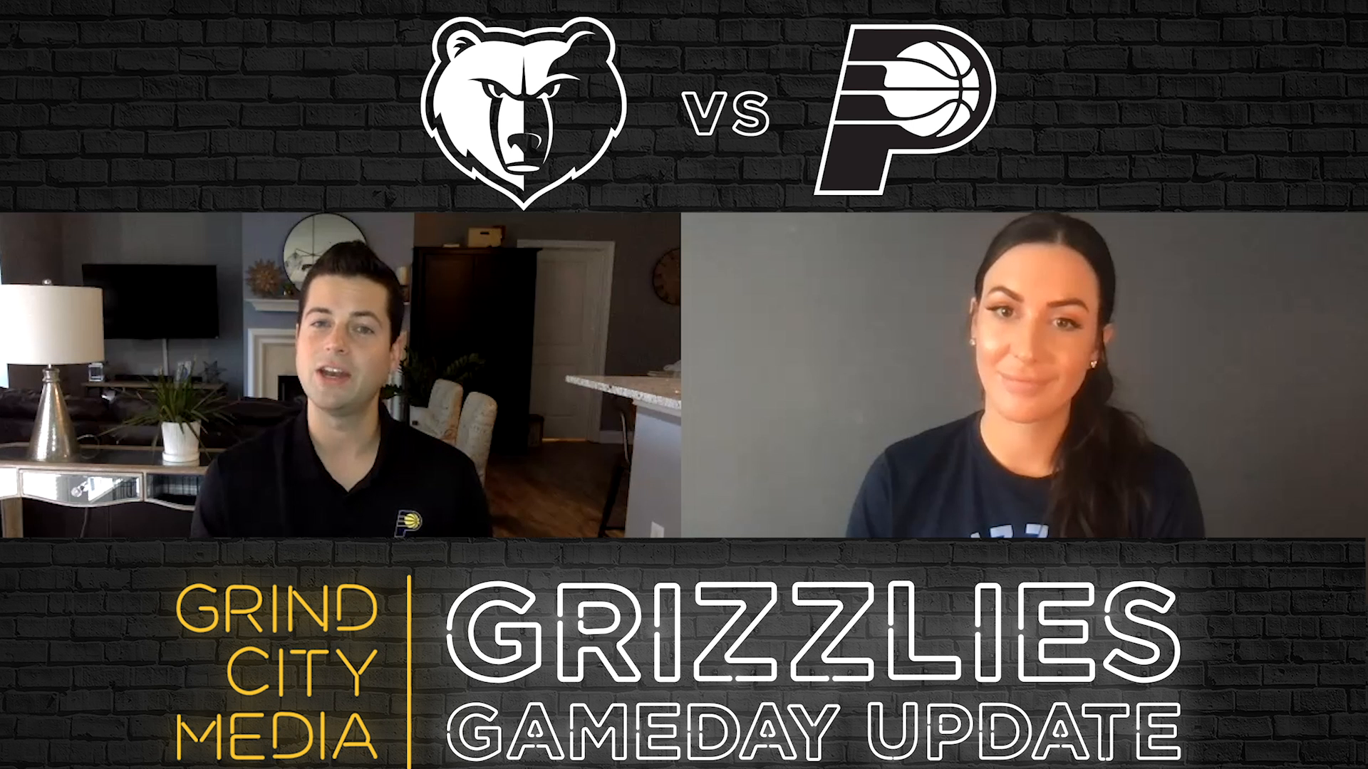 Gameday Update: Grizzlies @ Pacers 10.13.21