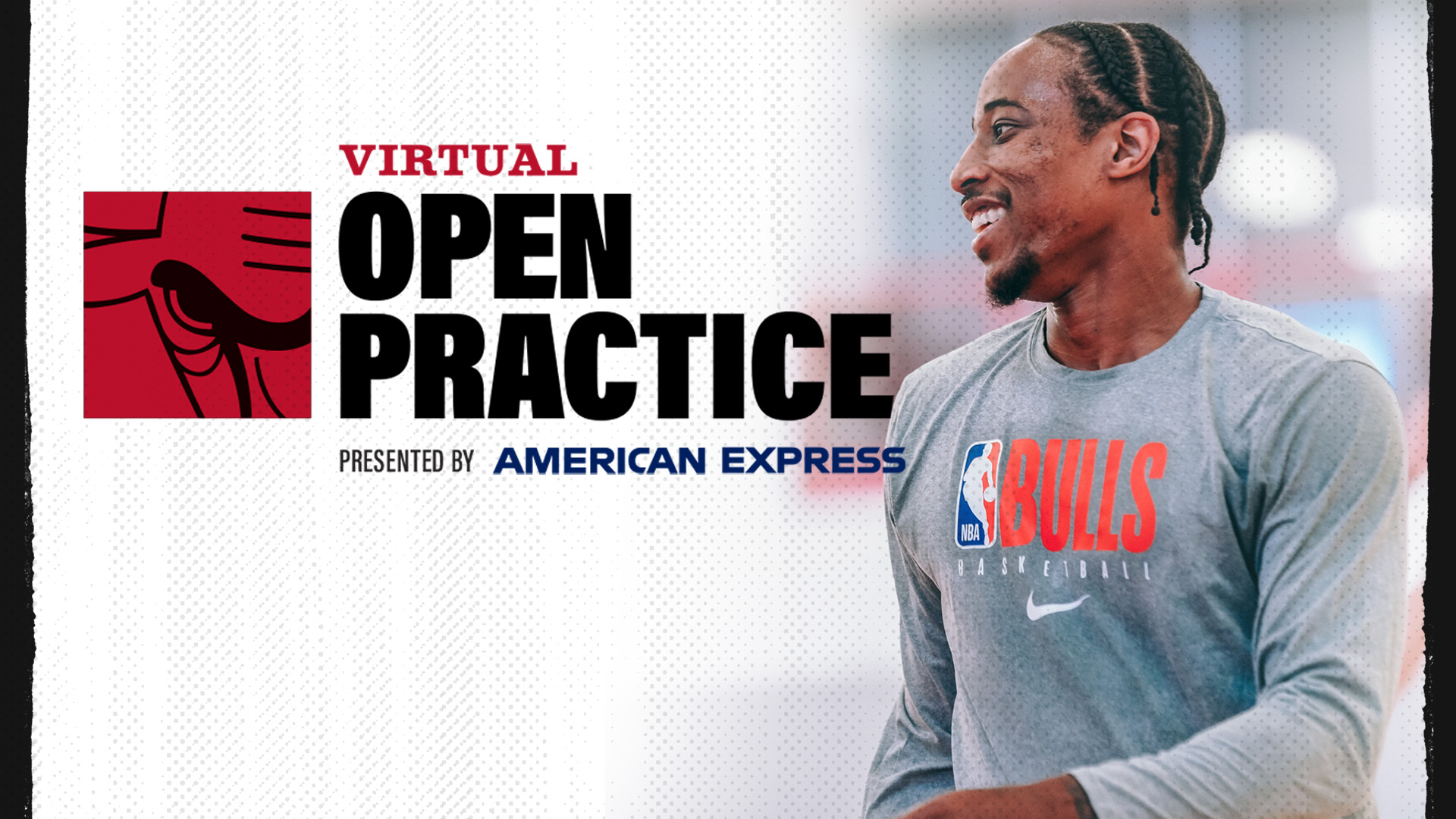Bulls Open Practice presented by American Express